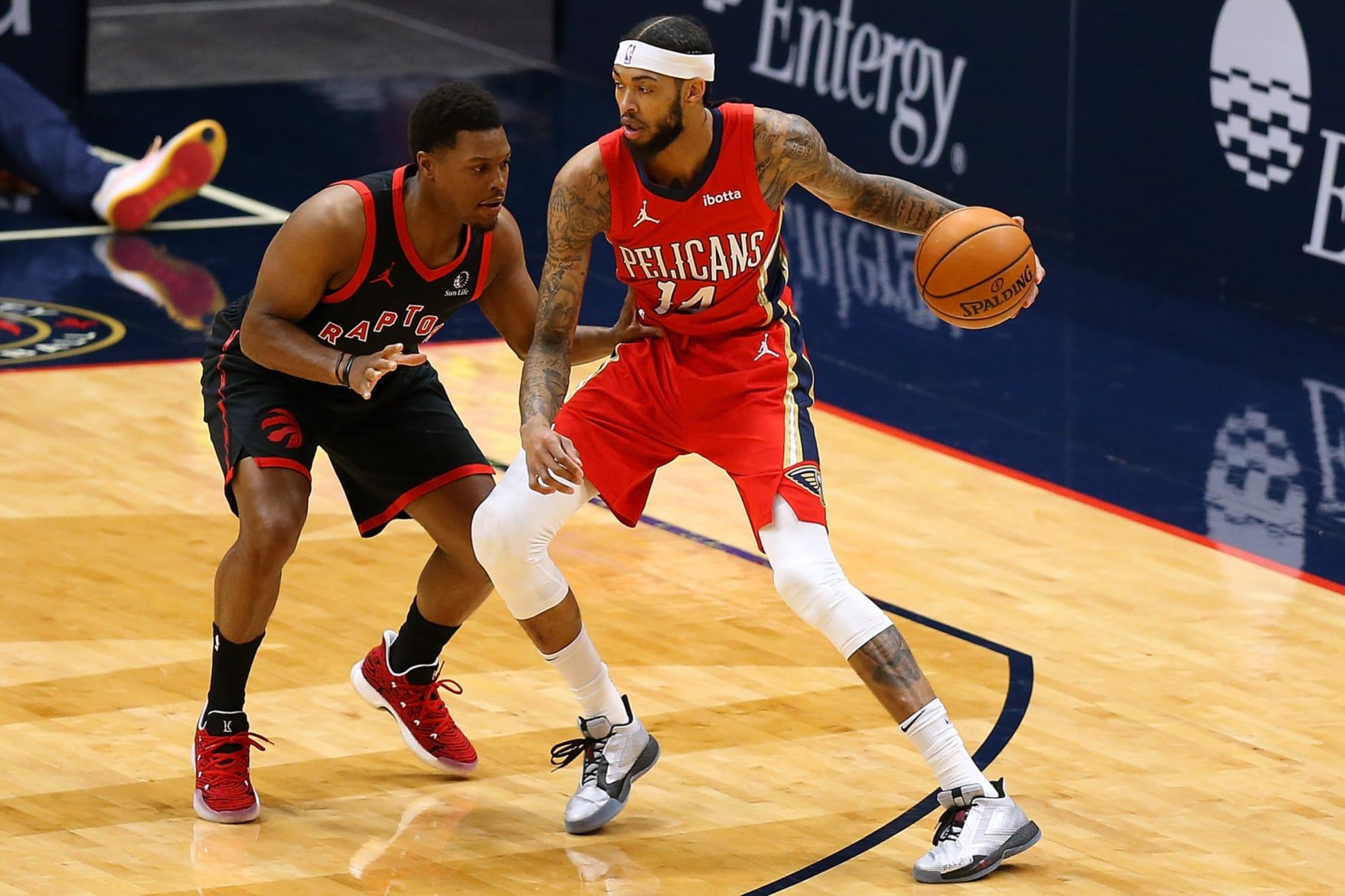 Raptors rumors: Pelicans open up space for Kyle Lowry after huge trade