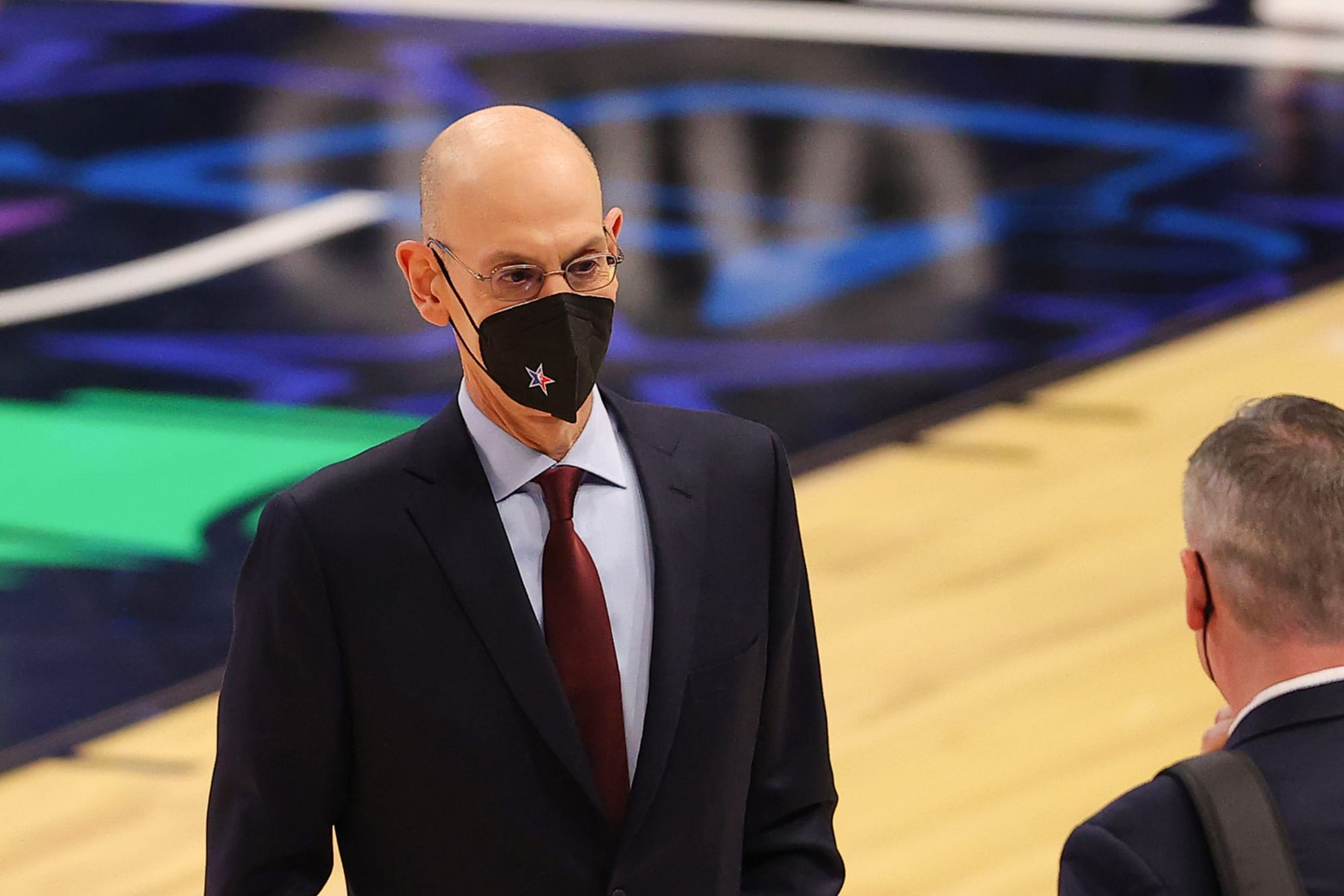 Toronto Raptors: Adam Silver hints that playing in Canada is not a done deal
