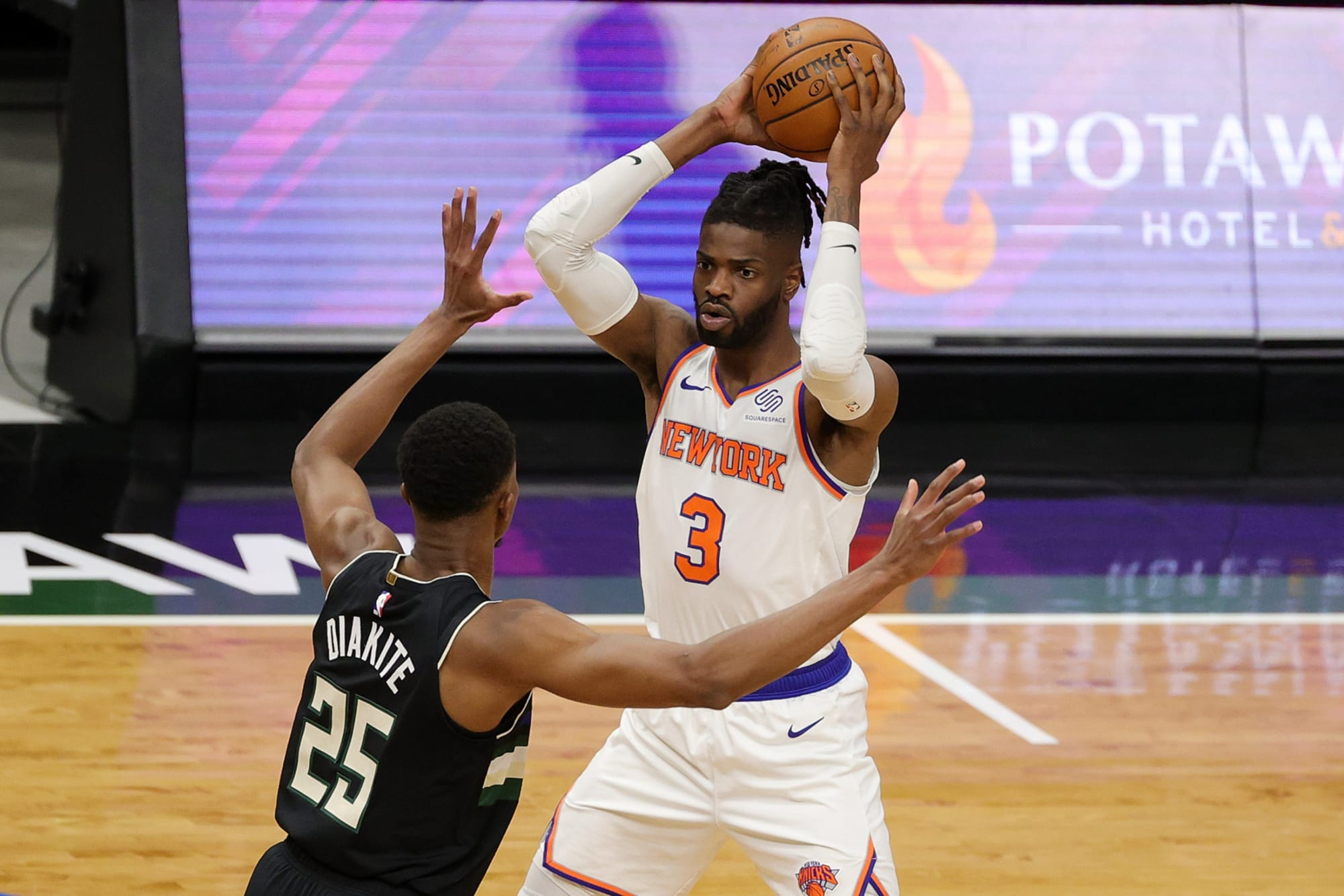 Raptors free agency: Toronto competing with two rivals for Nerlens Noel