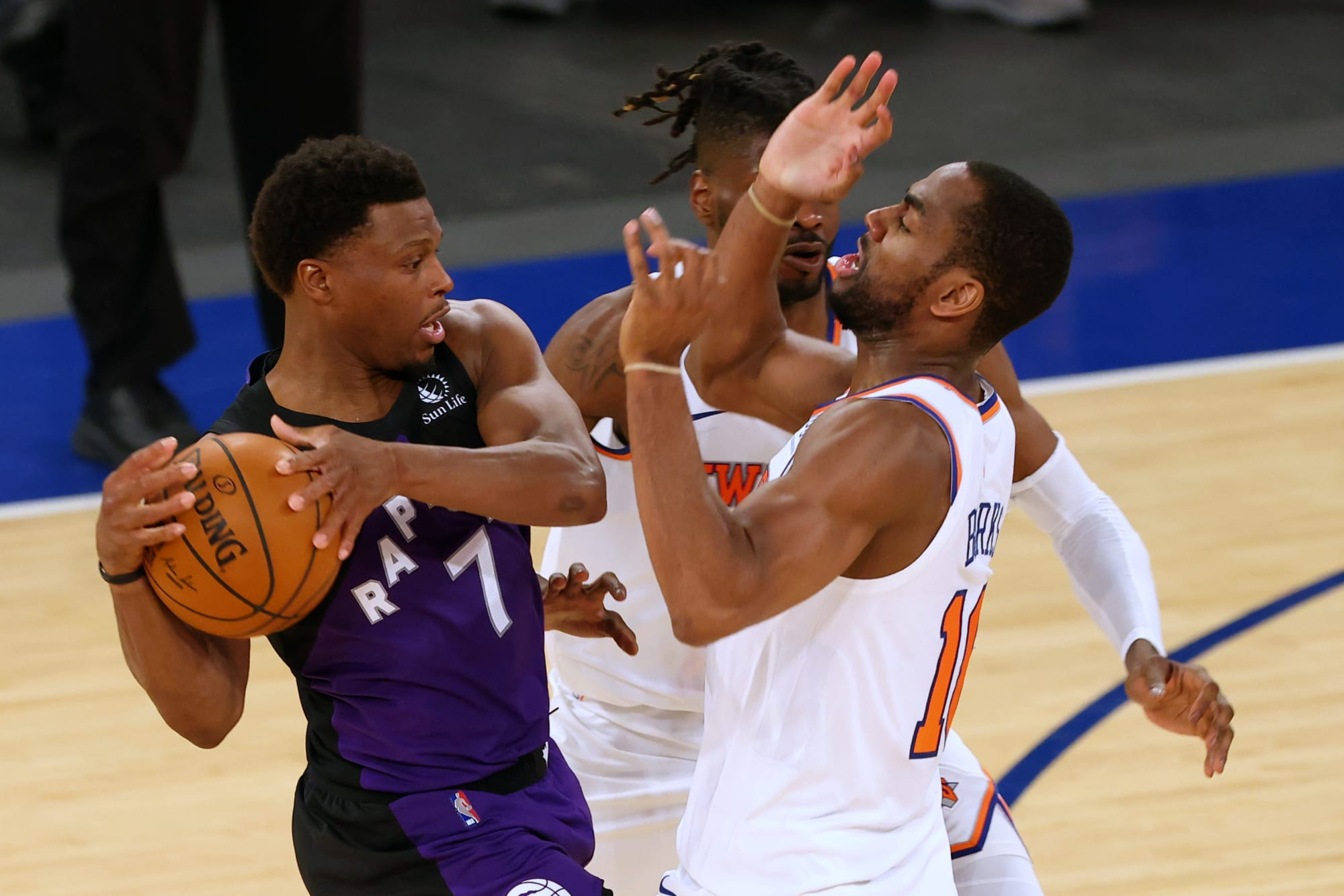 Toronto Raptors disrespected in 2021-22 NBA championship odds