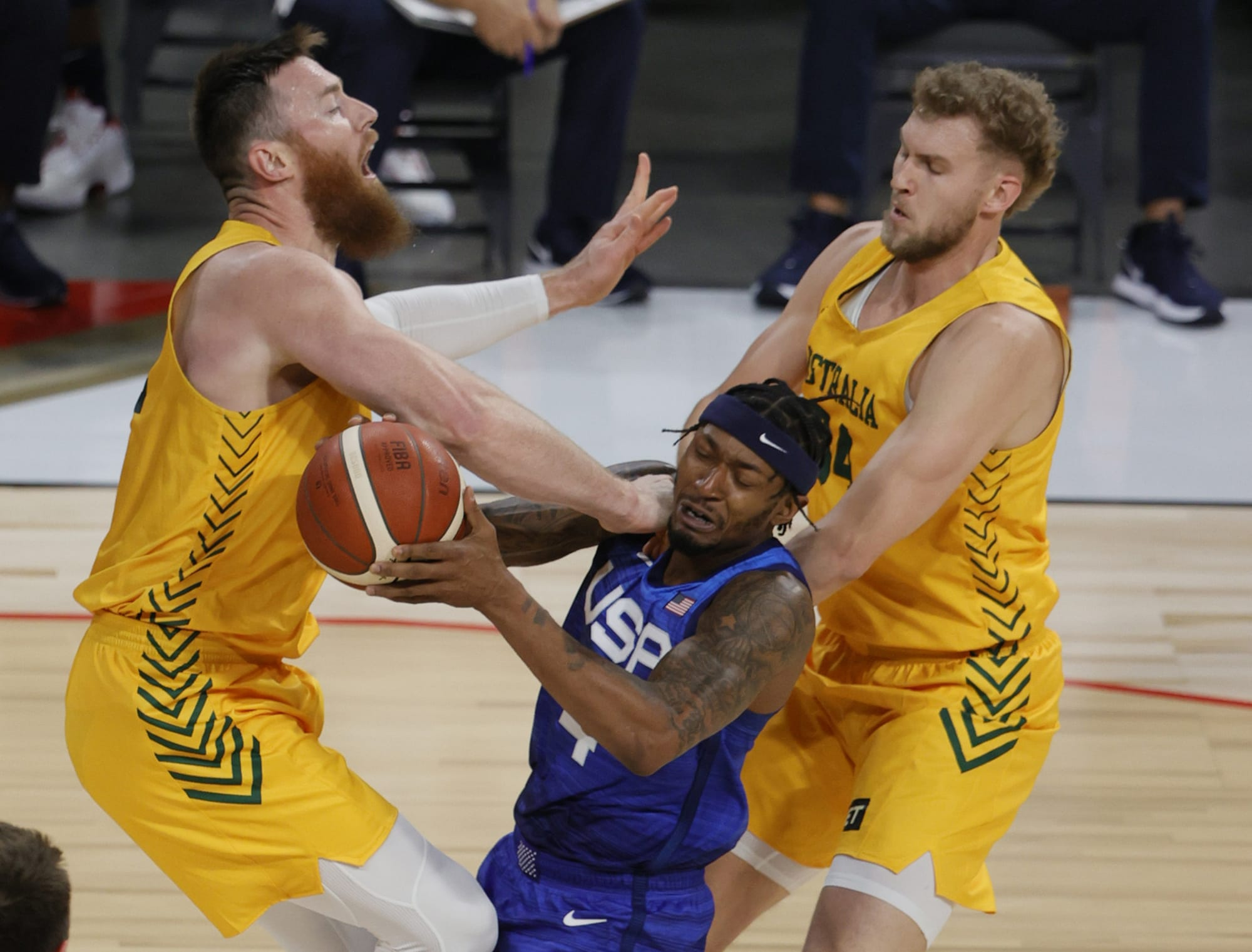 Toronto Raptors: Aron Baynes has chance to rebuild value at Olympics
