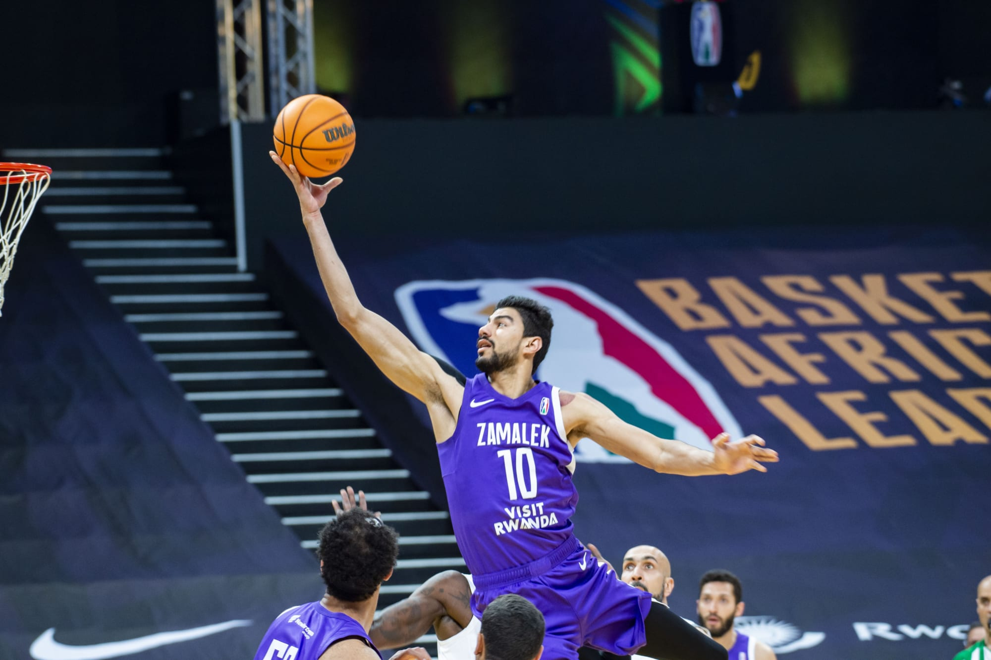 Toronto Raptors: Can Anas Mahmoud carve out a role in the NBA?