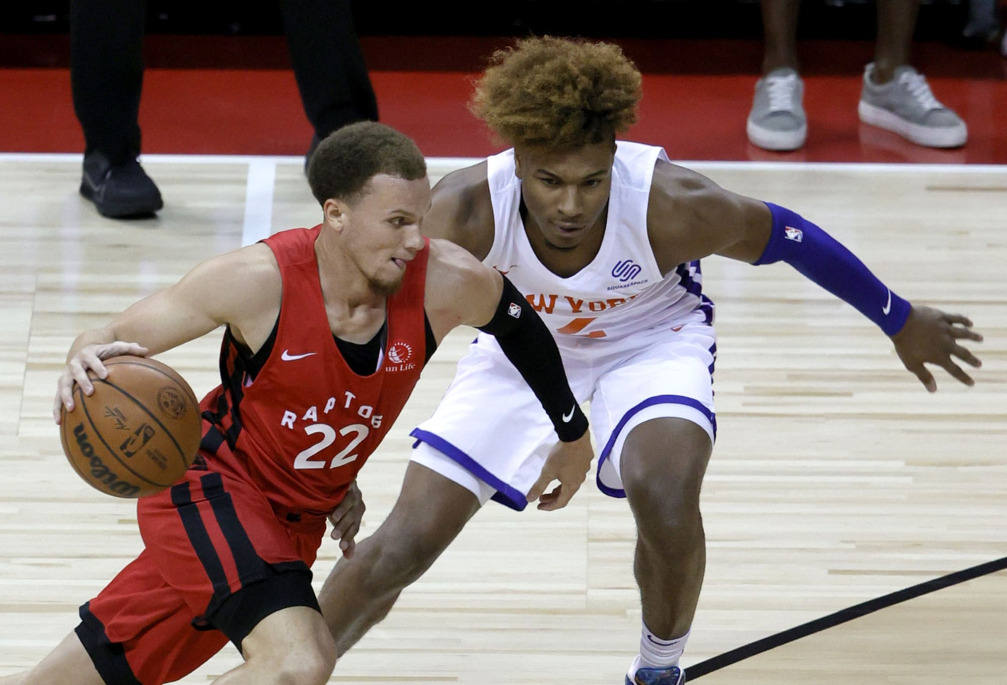 Toronto Raptors: Handing out Summer League superlatives