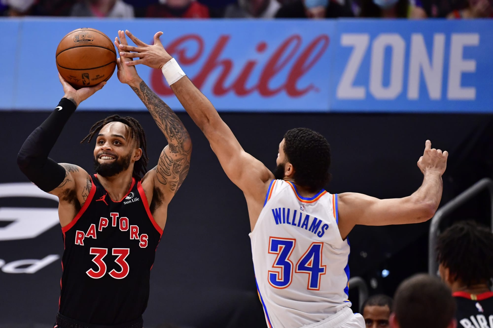 Toronto Raptors: Projecting stats for Gary Trent Jr. in 2021-22