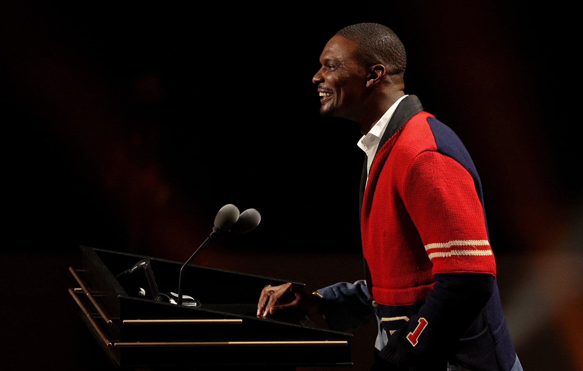 Toronto Raptors: Best parts from Chris Bosh's Hall of Fame speech