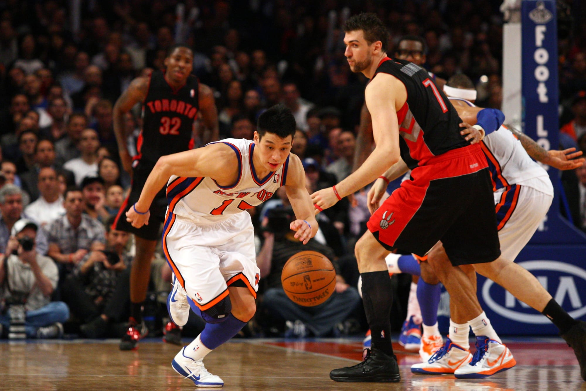 Toronto Raptors: Best trade in team history with New York Knicks
