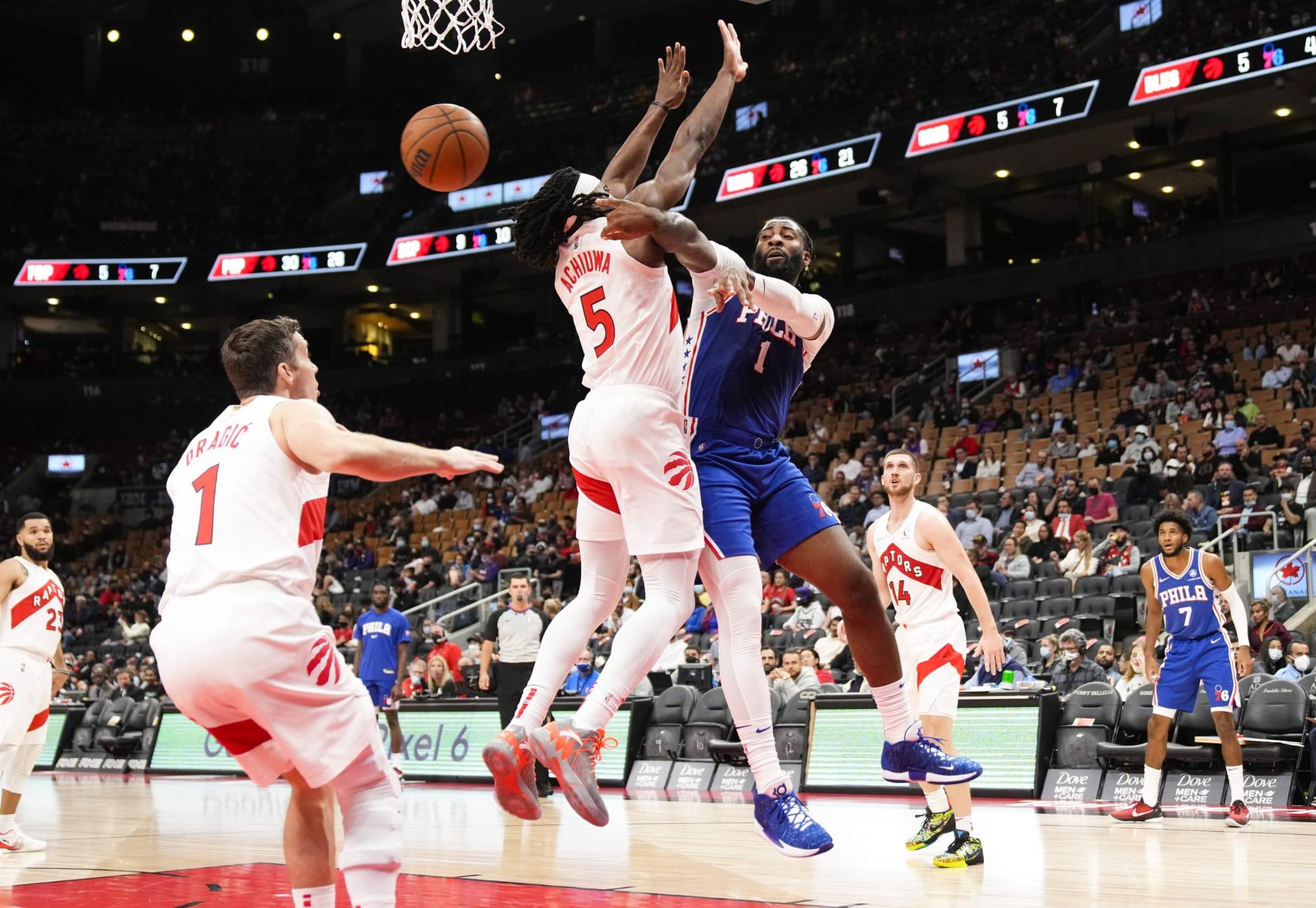 Toronto Raptors: 3 most surprising players after 3 preseason games