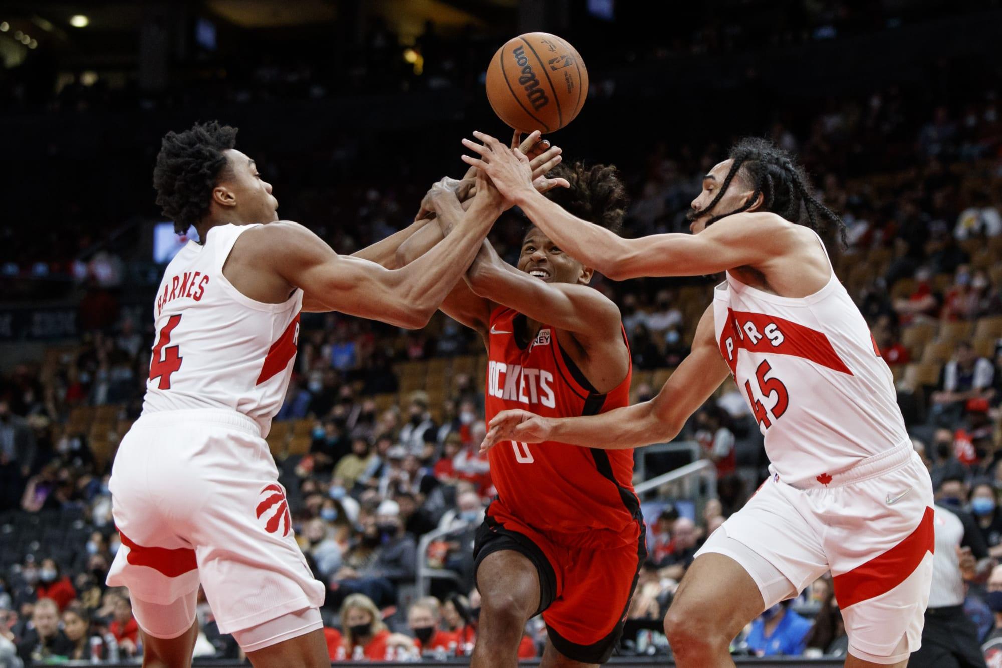 Raptors: 3 positive takeaways from dominant win against Rockets