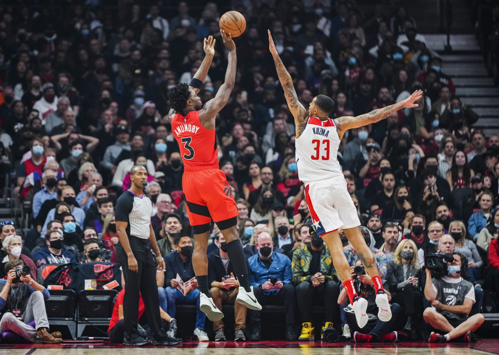 Toronto Raptors: Postgame grades after dreadful loss to Wizards
