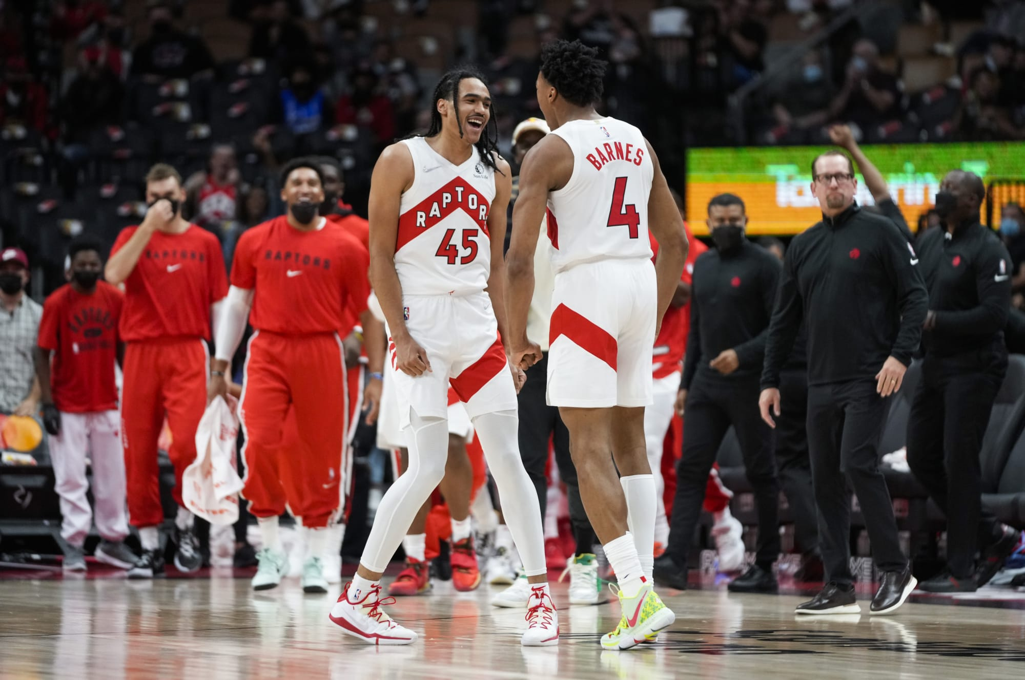 Toronto Raptors: 3 bench players with the most to gain in preseason