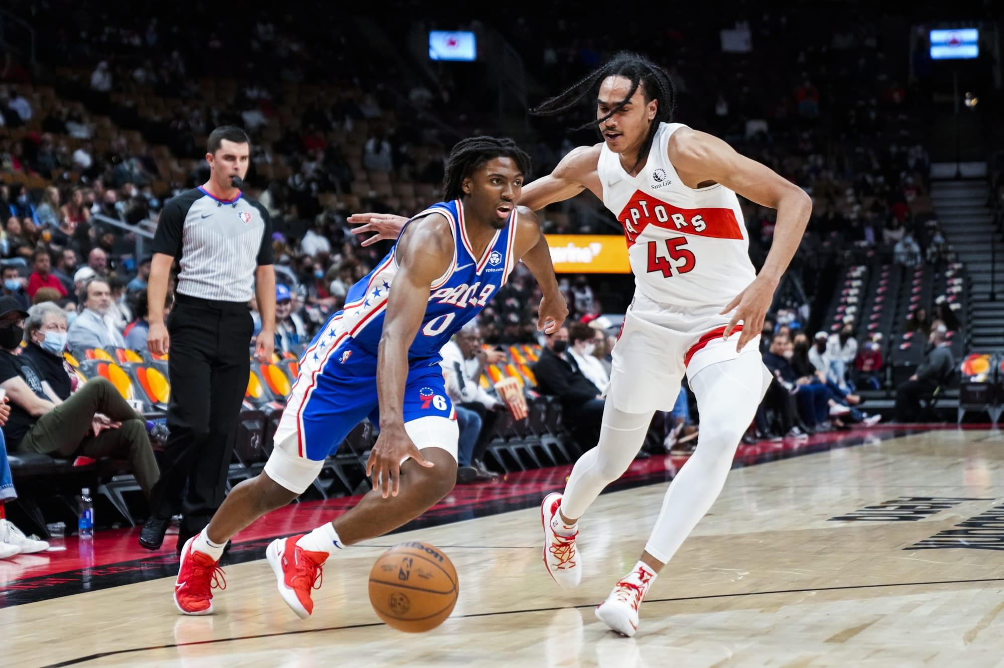 Toronto Raptors: Nick Nurse hints two rookies could make rotation
