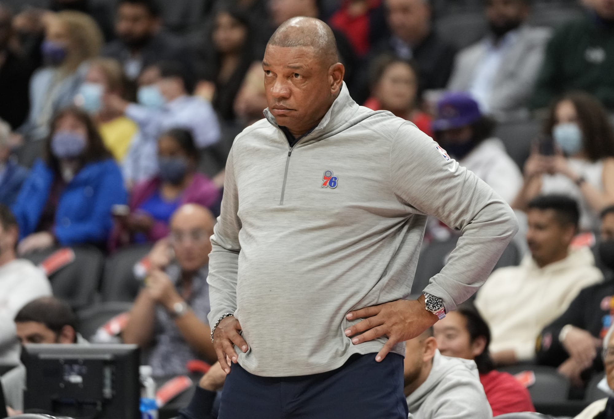 Raptors: Doc Rivers' comments on size show how tough TOR can be