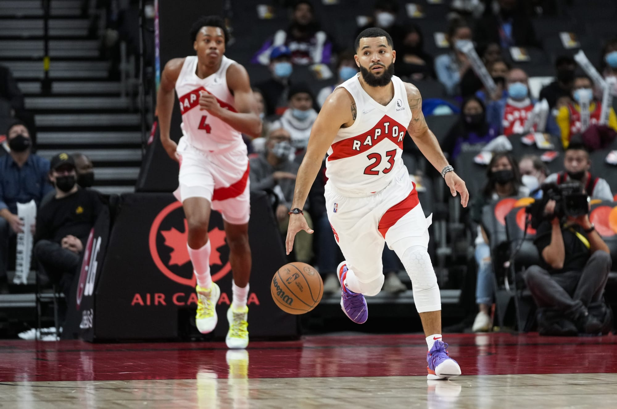 Raptors: Why a play-in berth should be expected this season