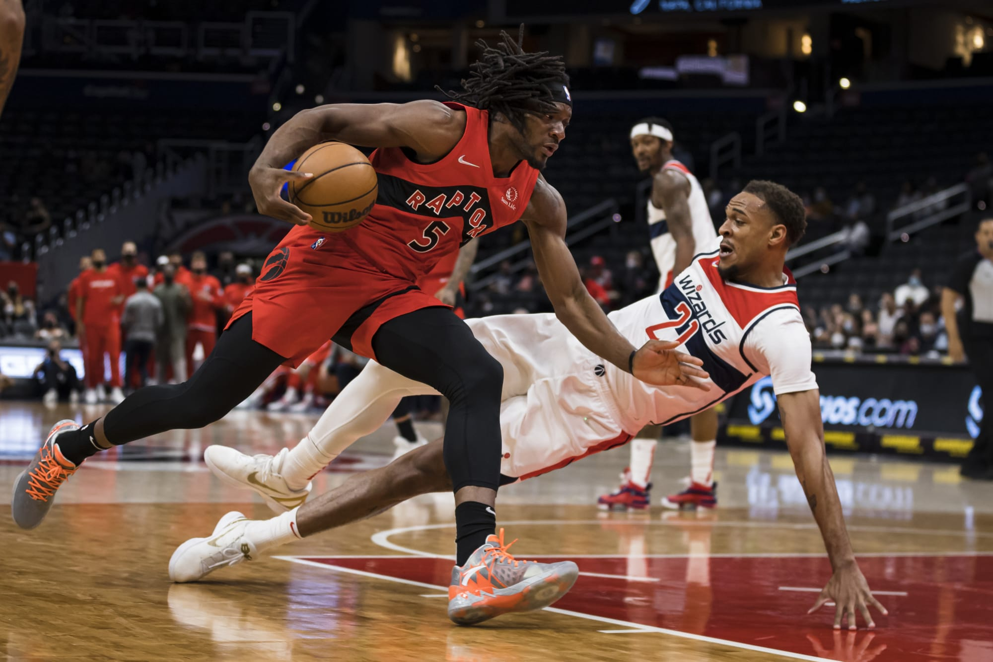 Raptors Game Tonight: Raptors vs Wizards Odds, Starting Lineup, Injury Report, Predictions, TV Channel for Oct. 20