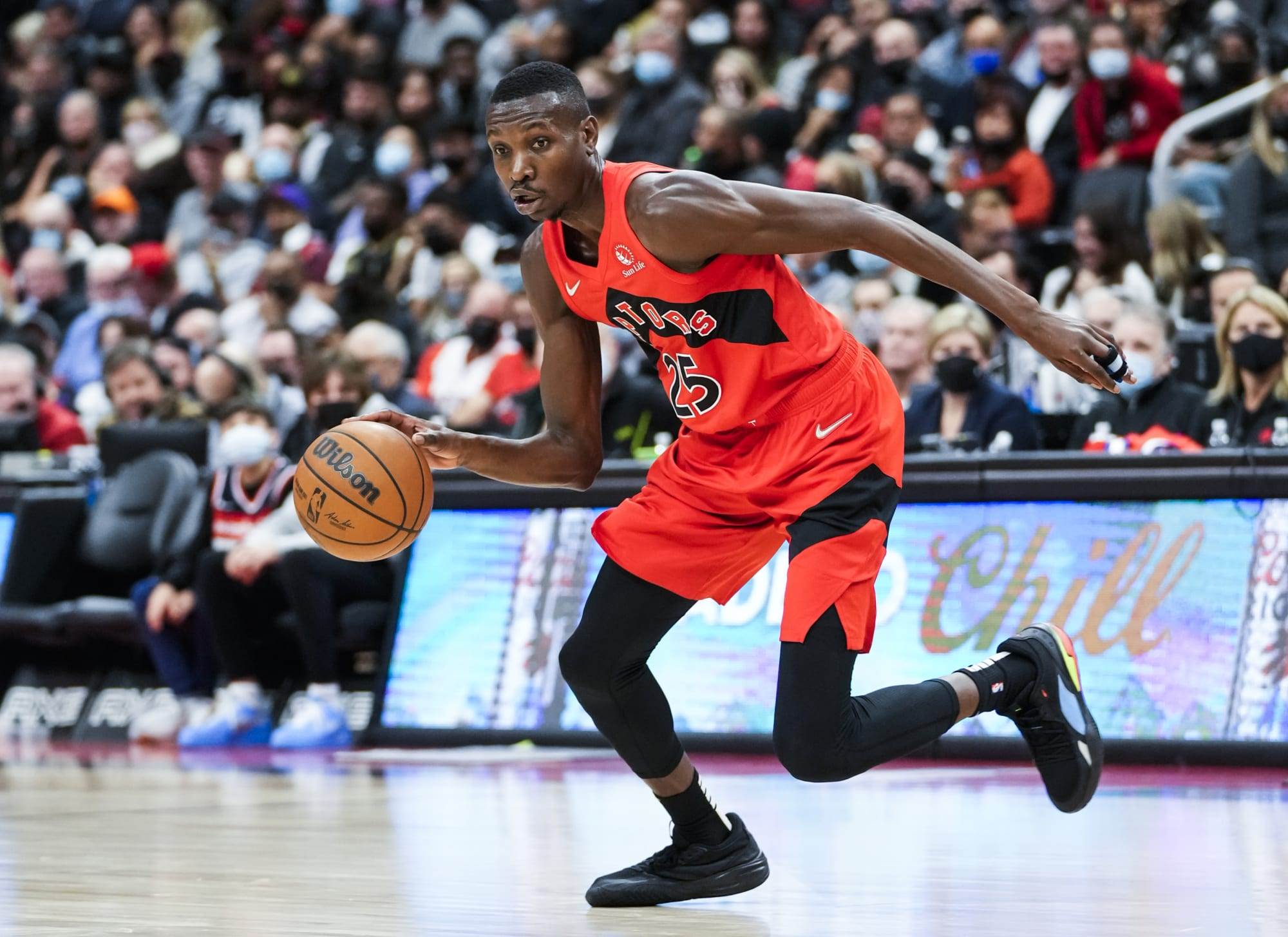 Raptors: Nick Nurse issues stern warning to Chris Boucher after loss