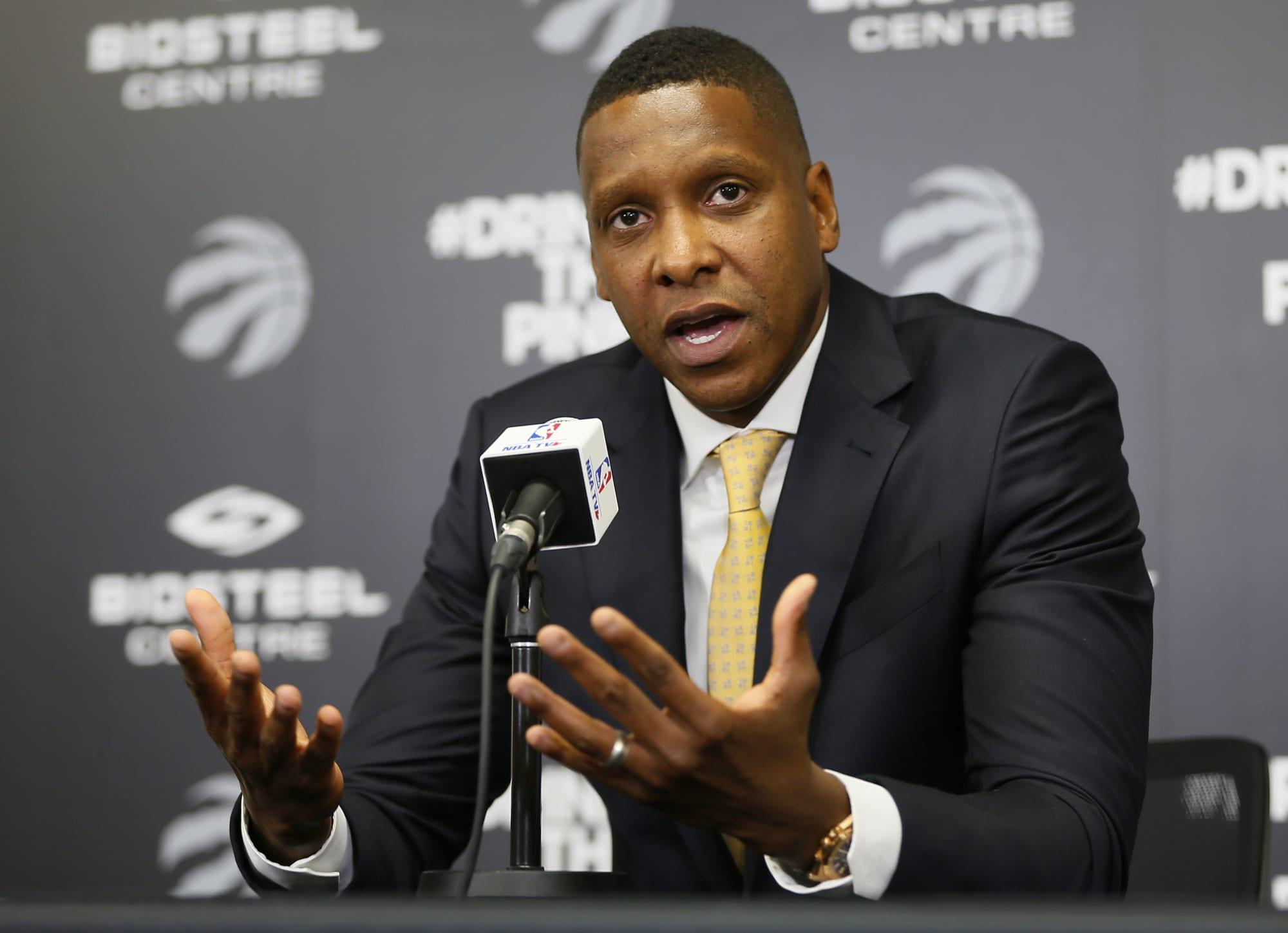 Toronto Raptors' 3-step plan for potential life without Masai Ujiri