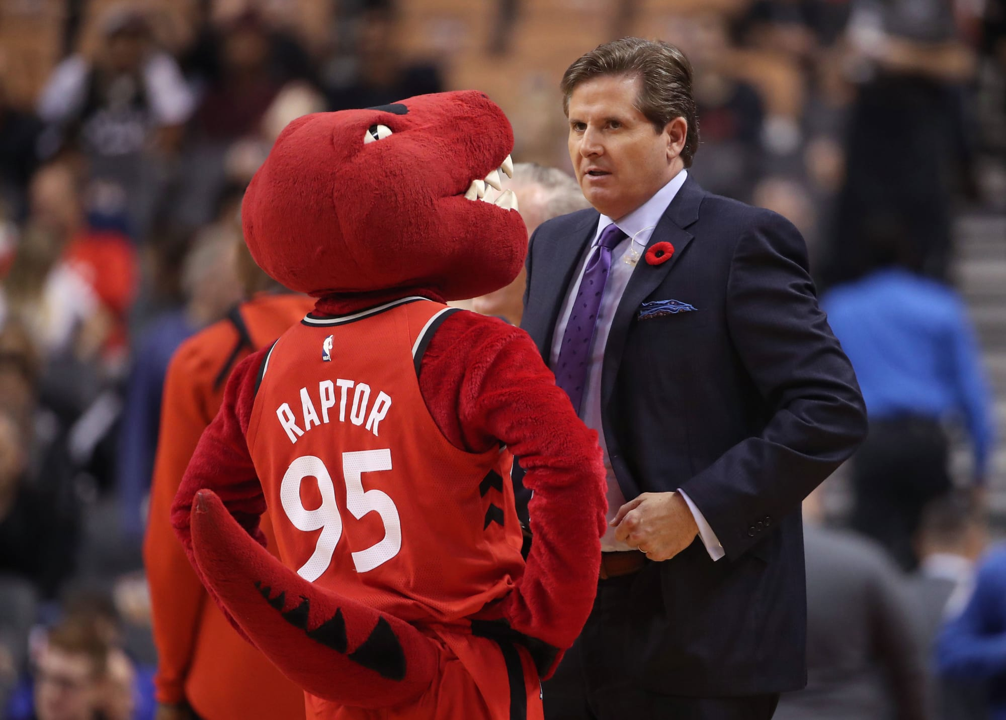 Matt Devlin:  The Voice of the Toronto Raptors