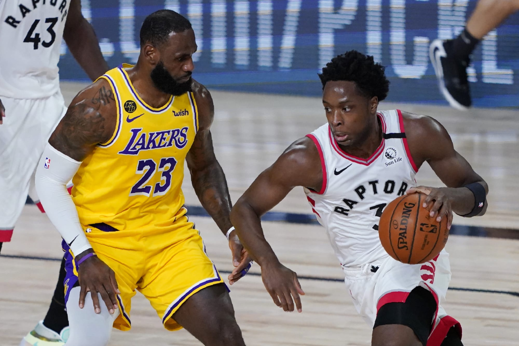 Toronto Raptors: Should the Raptors offer OG Anunoby a contract extension?