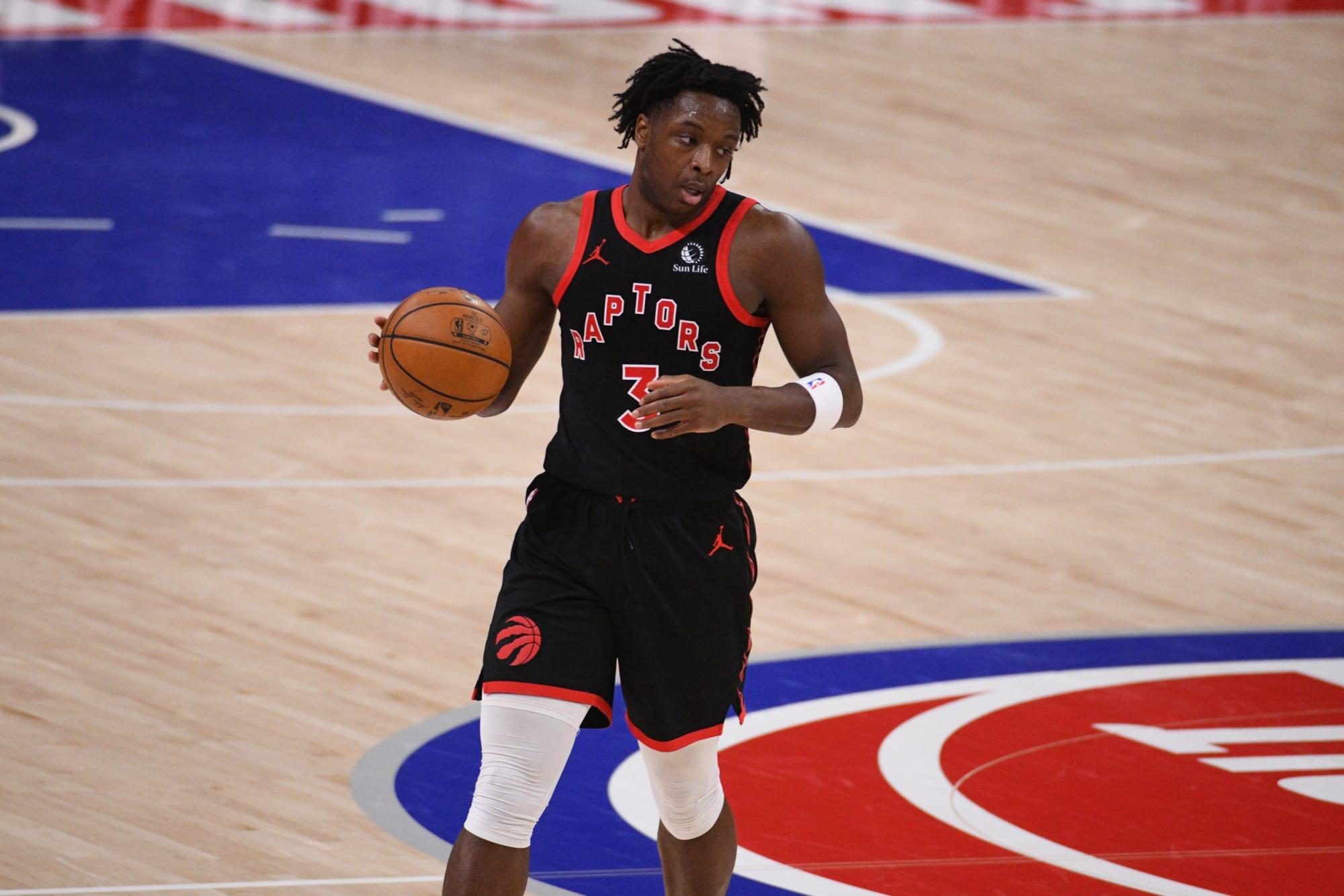 Toronto Raptors: 2K22 ratings revealed, OG Anunoby disrespected