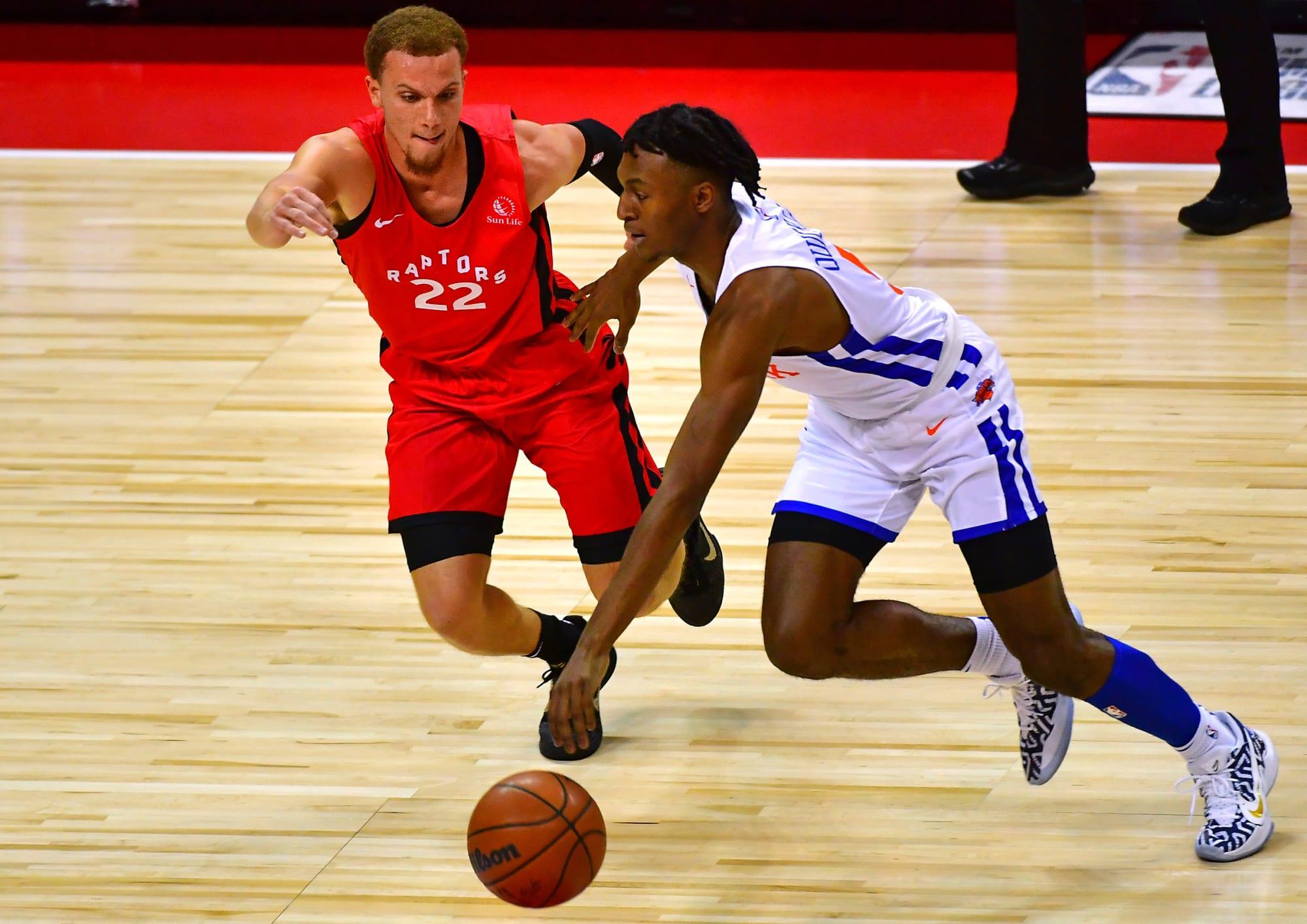 Toronto Raptors: Predicting Malachi Flynn's stats in 2021-22