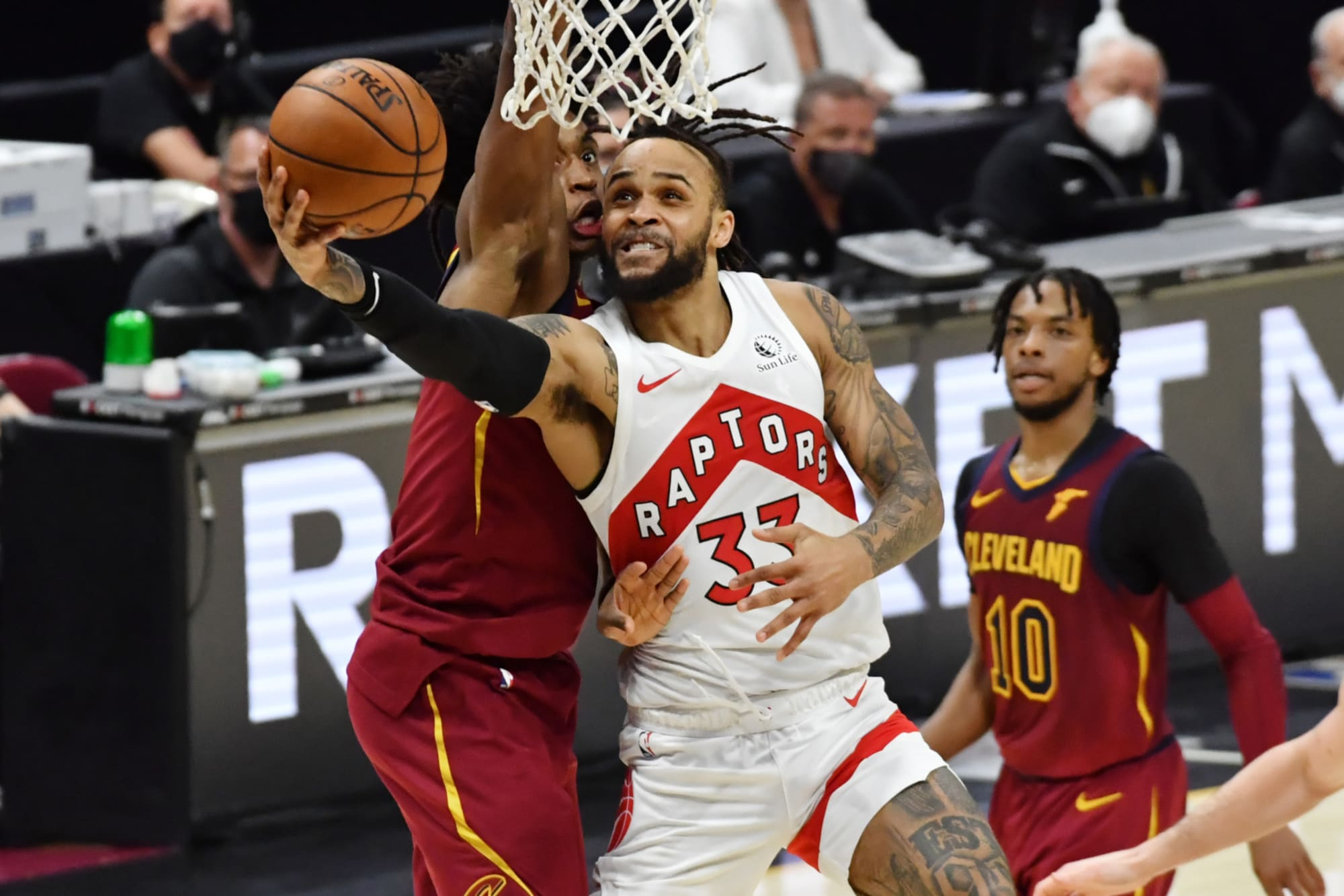 Toronto Raptors: Play of Gary Trent Jr. is creating a financial issue