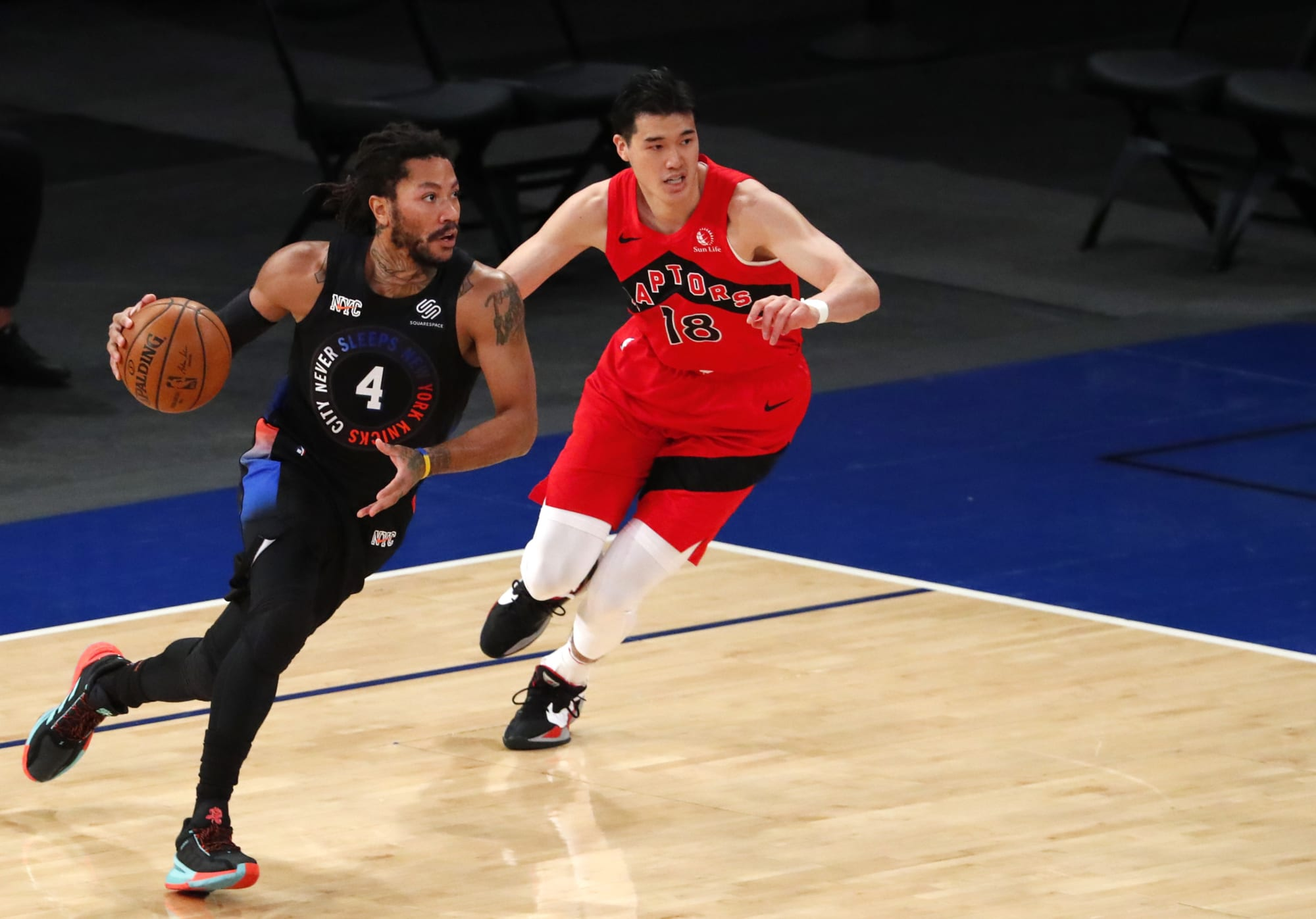 Toronto Raptors: Knicks loss unveils fatal flaw that could kill play-in hopes