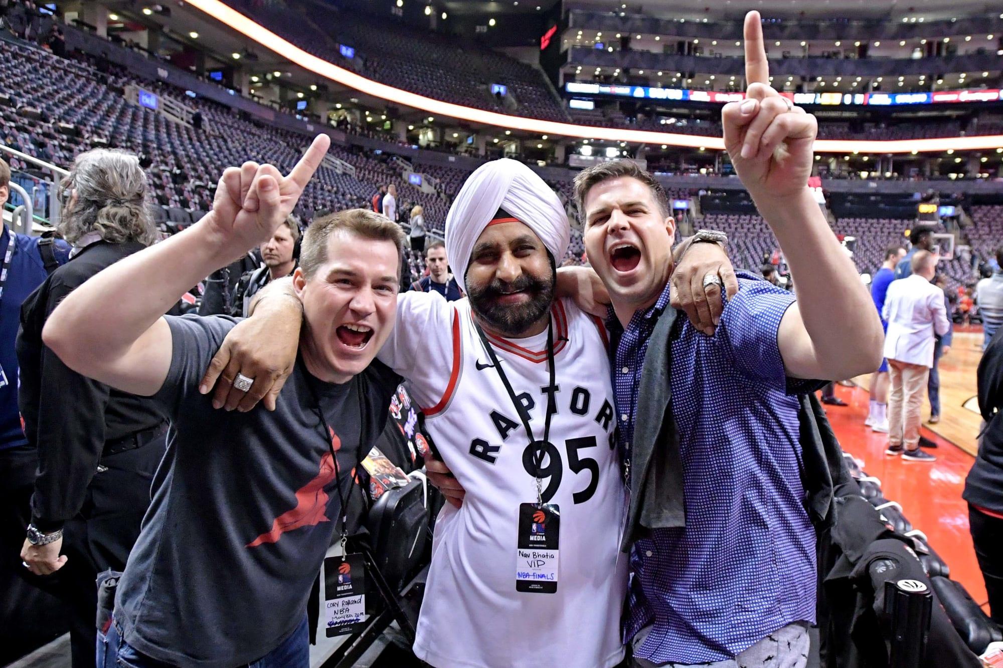 Toronto Raptors: Stephen A. Smith's Nav Bhatia take misses the mark