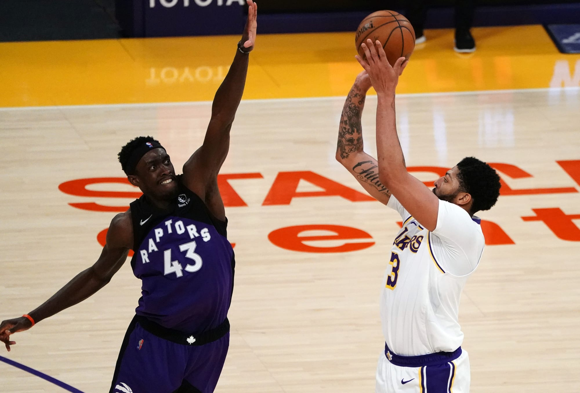 Toronto Raptors: Pascal Siakam can't be slandered after dominating Lakers