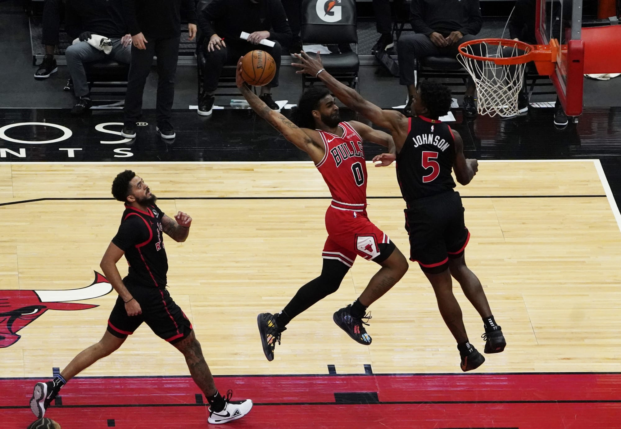 Toronto Raptors: Bulls loss puts Raptors in perfect spot to move up in draft