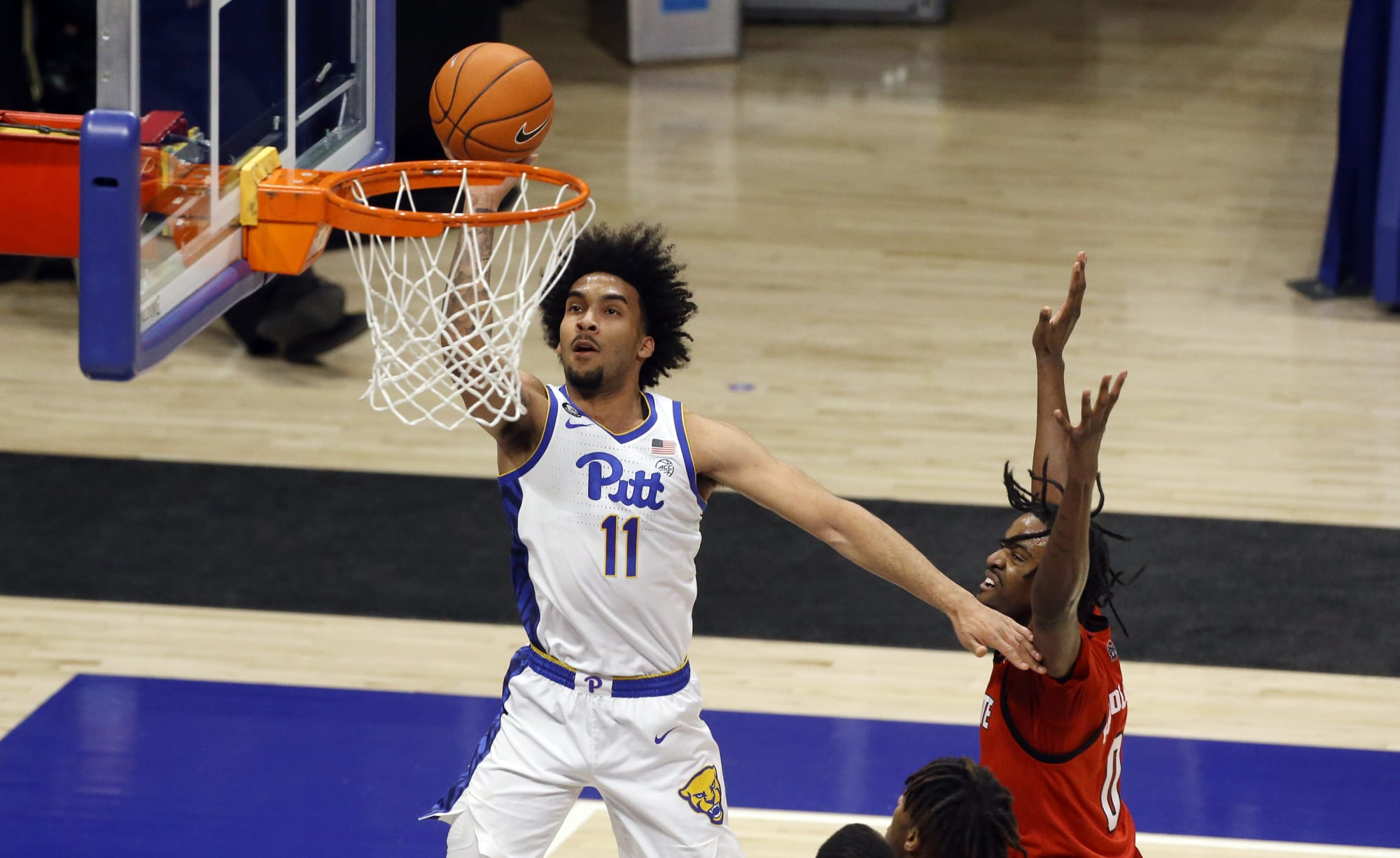 Toronto Raptors: UDFA Justin Champagnie offers tons of potential