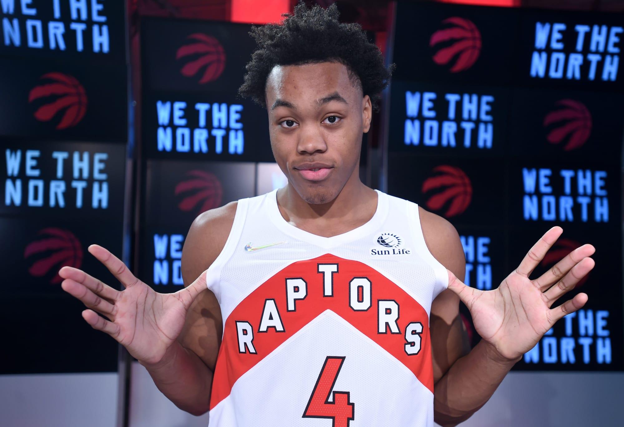 Toronto Raptors: Scottie Barnes was the star of open practice