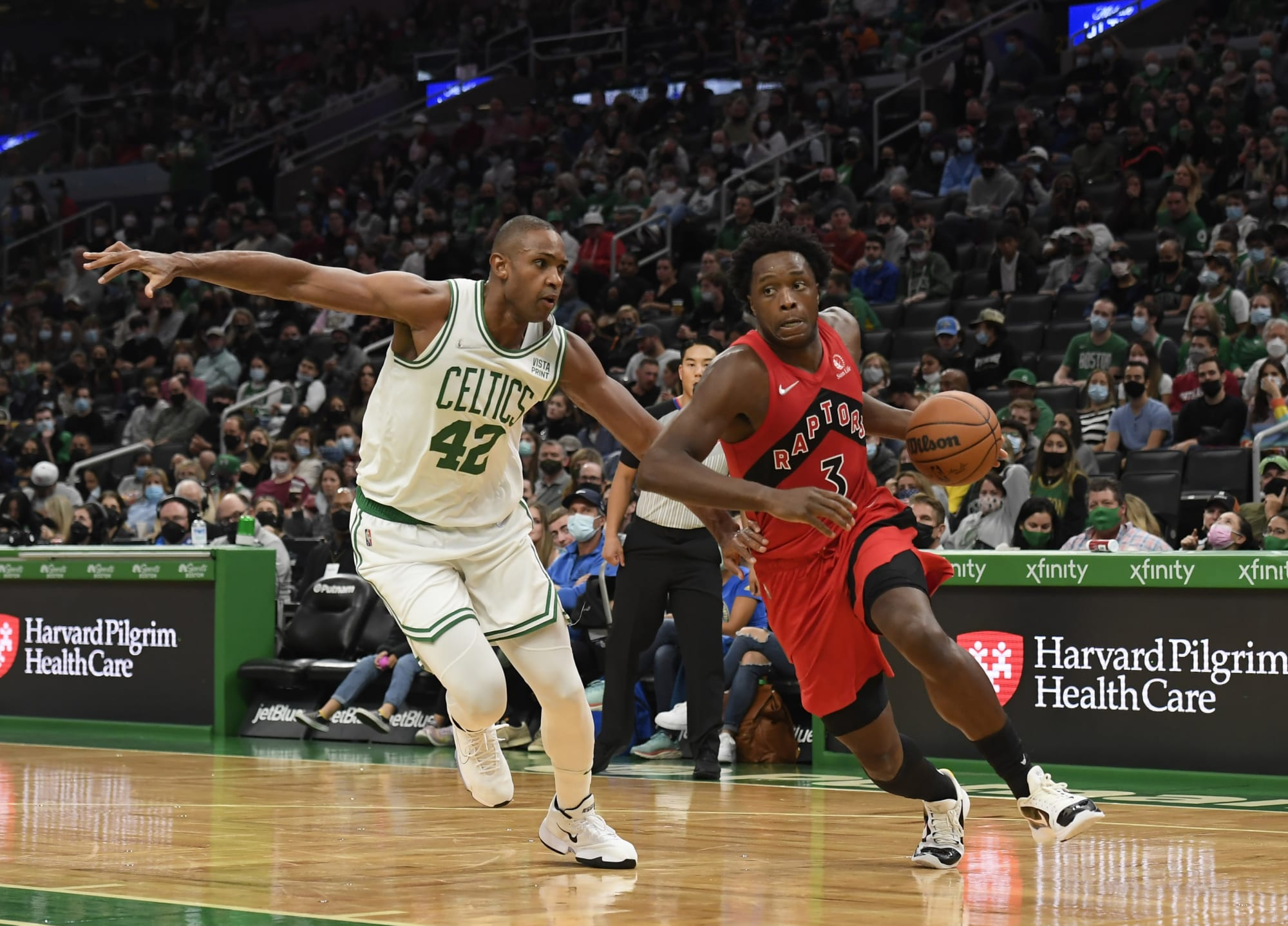 Raptors: Fred VanVleet confirms OG Anunoby is top offensive option