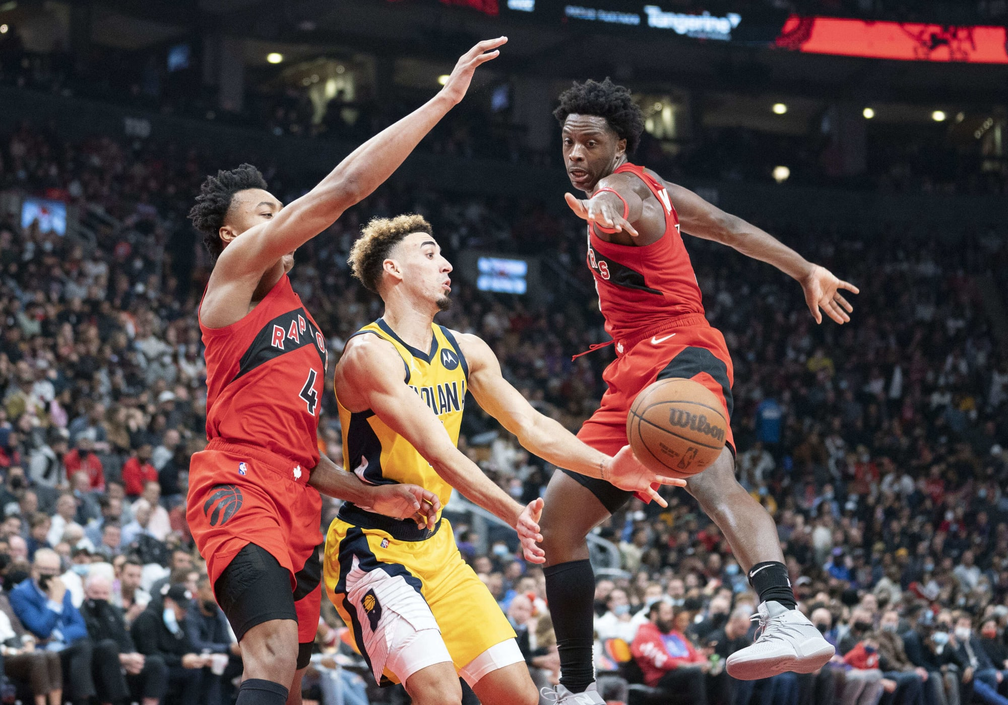 Raptors: Winners and Losers from exhilarating win over Pacers