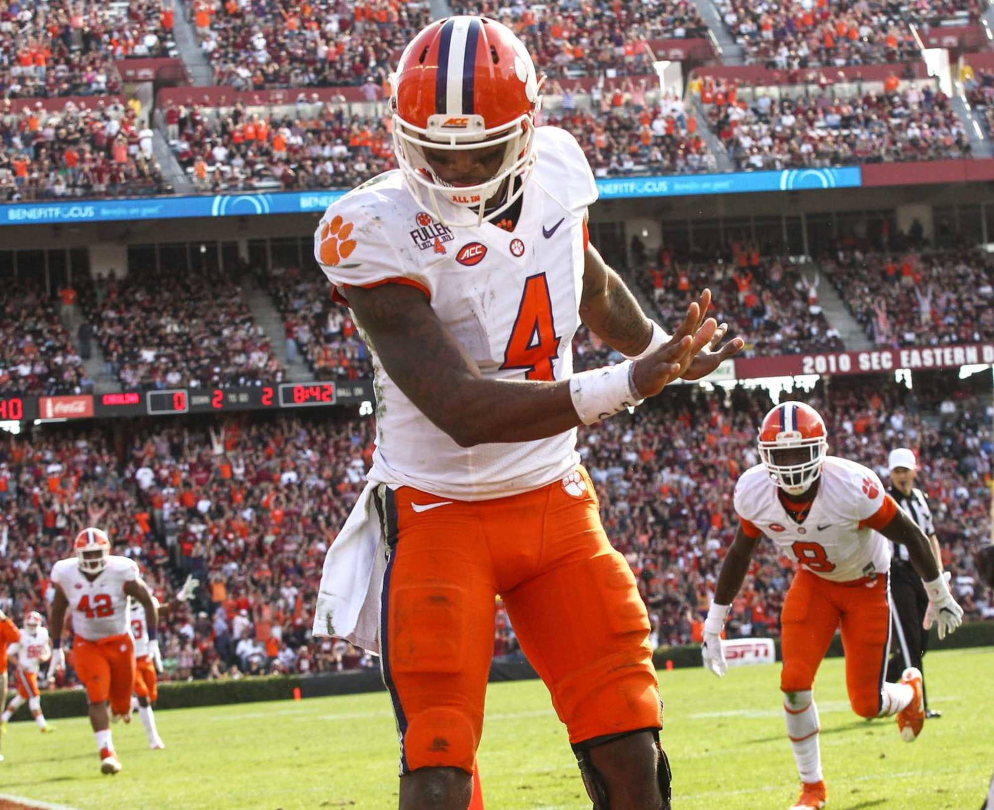 Clemson football: 4 jersey numbers should be considered for retirement