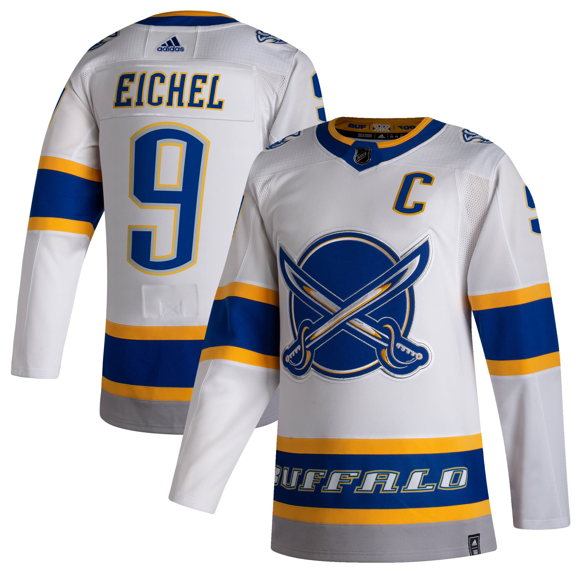 Buffalo Sabres fans need to check out these new 'Reverse Retro ...