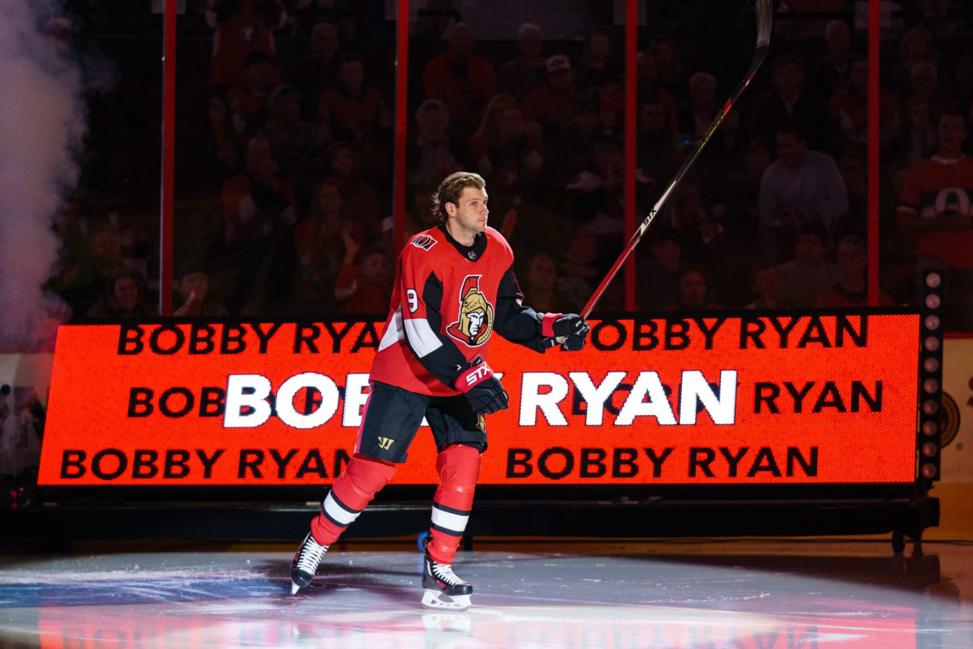 Bobby Ryan Ottawa Senators Player Swingman Jersey
