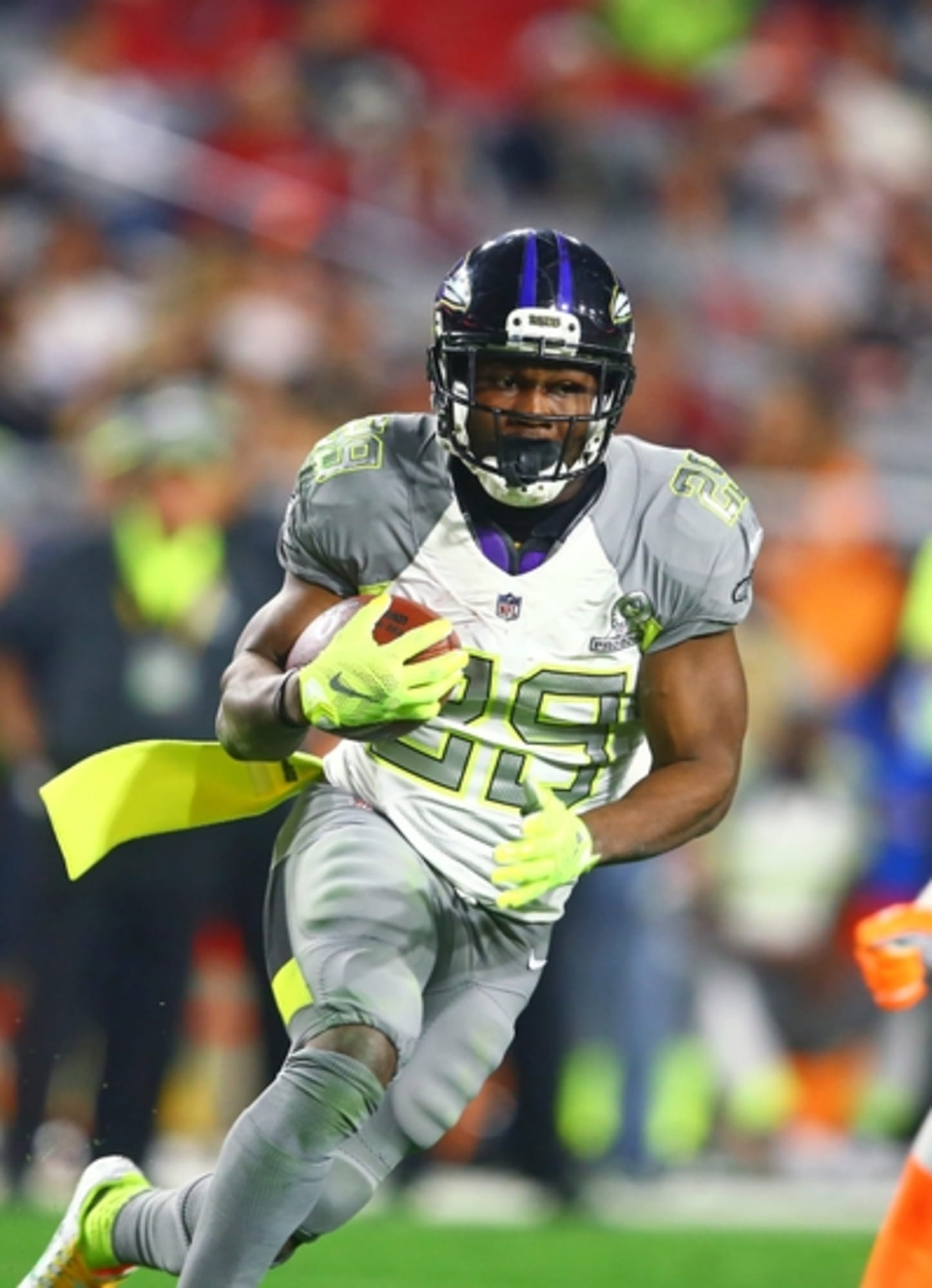 What New RB Justin Forsett Means for the Detroit Lions