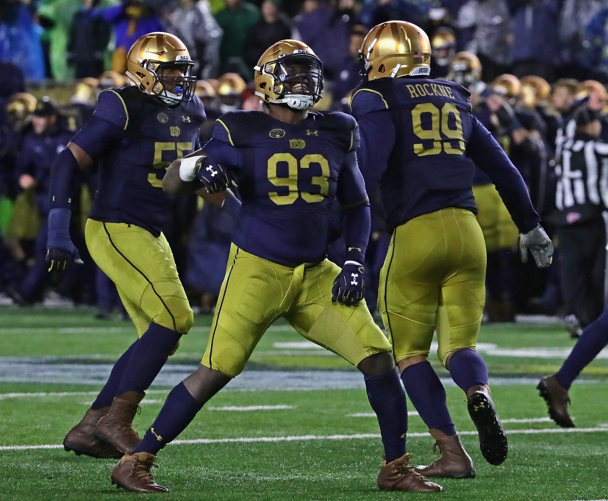 Notre Dame Football: Kareem, Others Set to Step Up in 2018