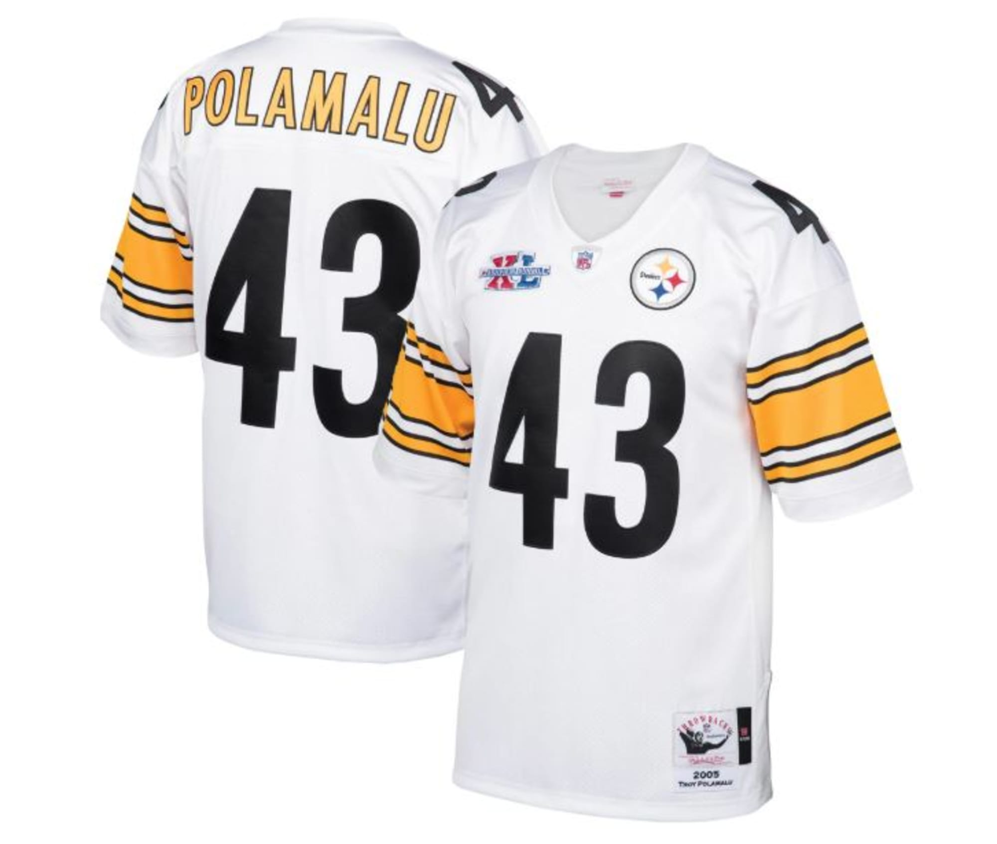 The 8 coolest Pittsburgh Steelers jerseys you can get right now