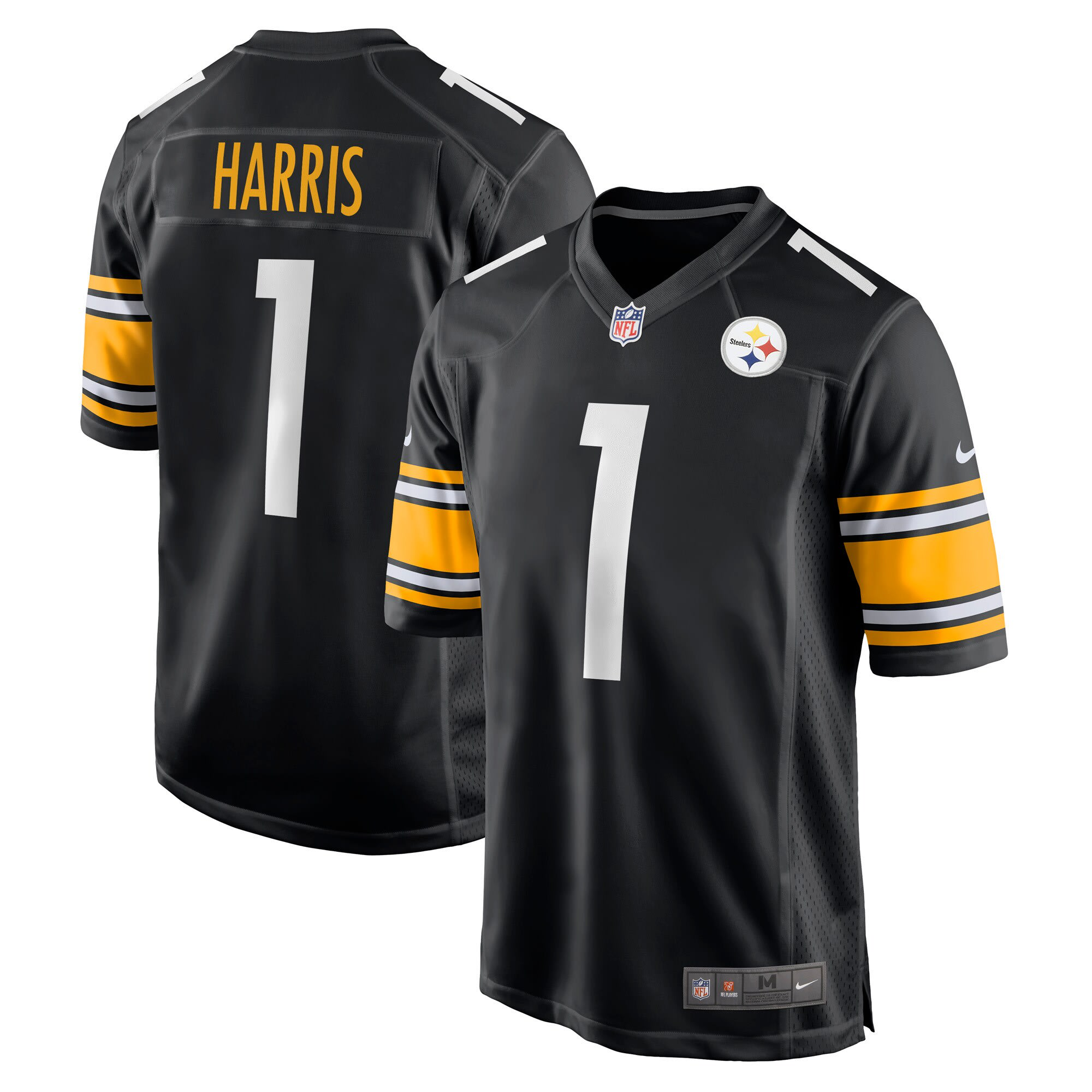 Pittsburgh Steelers: Get your official Najee Harris gear now