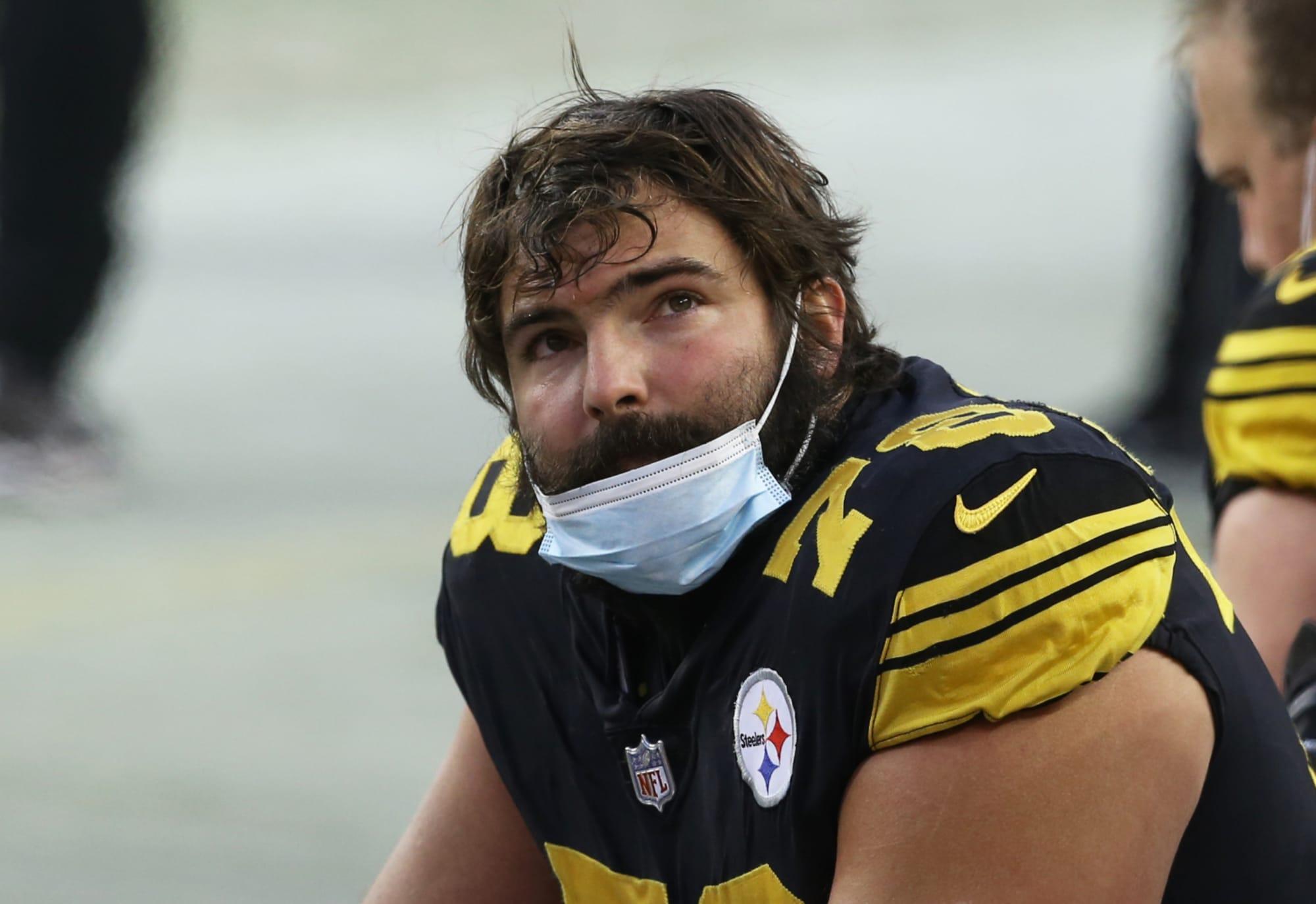 Alejandro Villanueva Pittsburgh Steelers Game Jersey