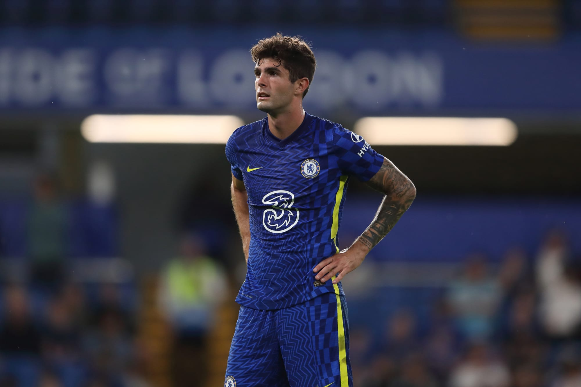 Chelsea needs to shut down Christian Pulisic for an extended period