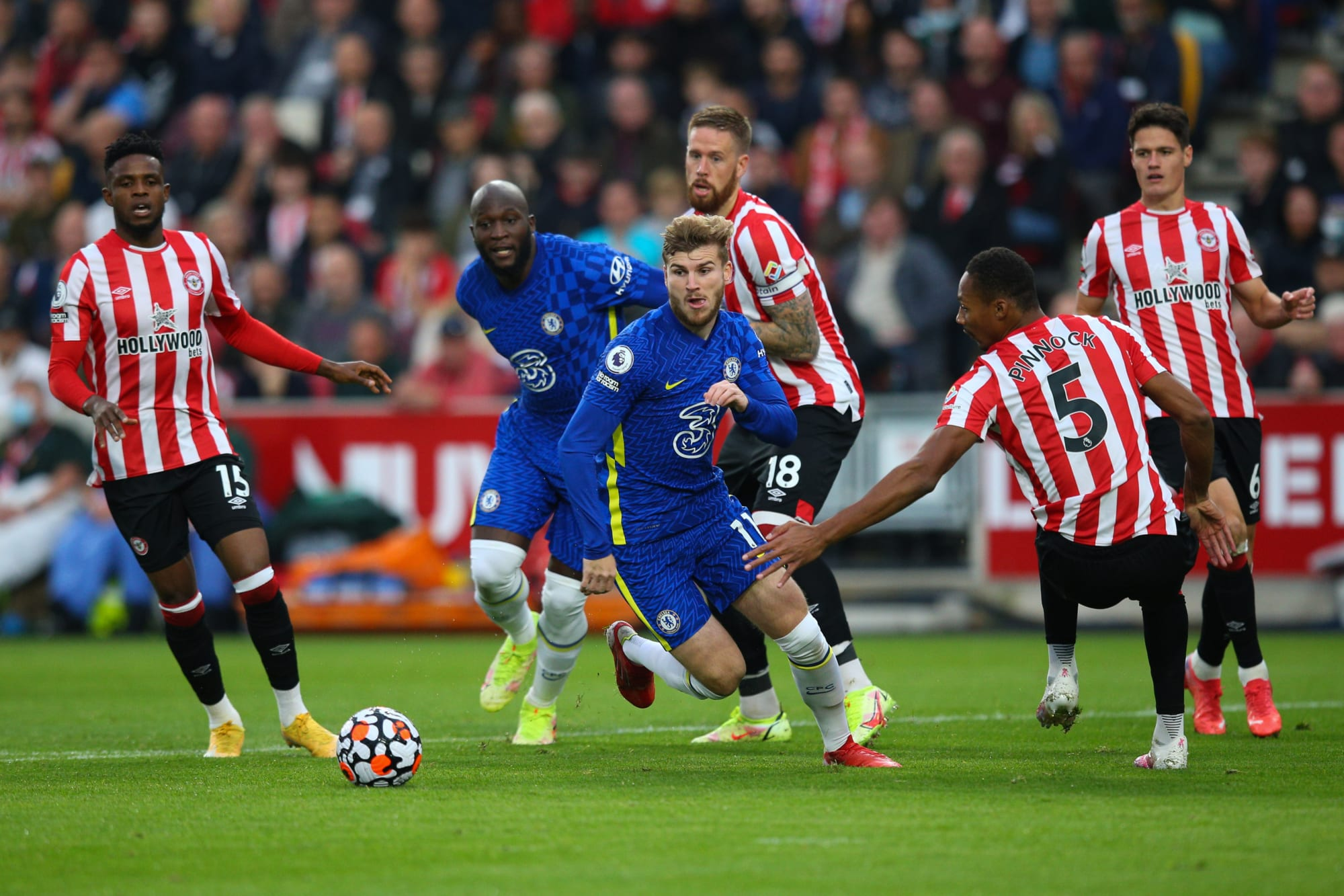 Chelsea three lessons learnt v Brentford: From both sides