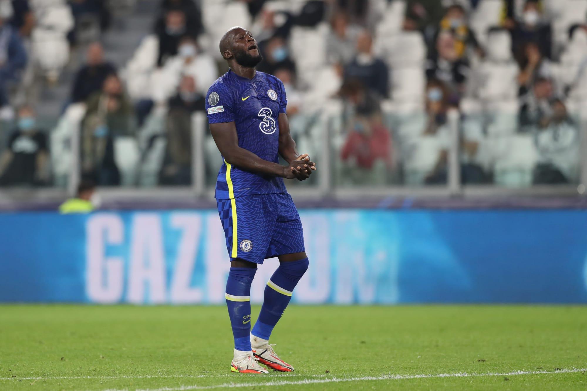 Romelu Lukaku isn't a problem but Chelsea avoids making him a solution