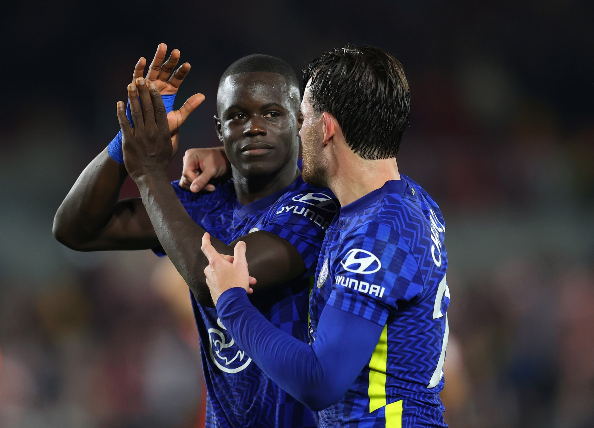 Does many Chelsea goal scorers correlate to success this season?