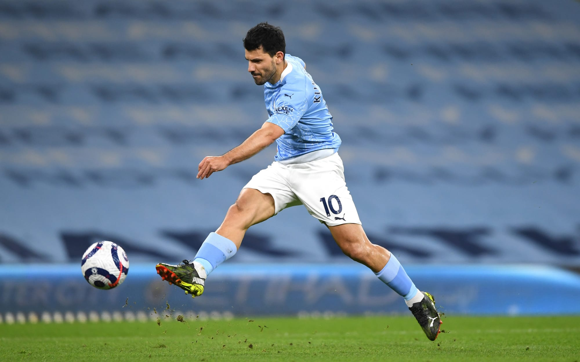 Sergio Aguero: The striker who is Manchester City's cult hero