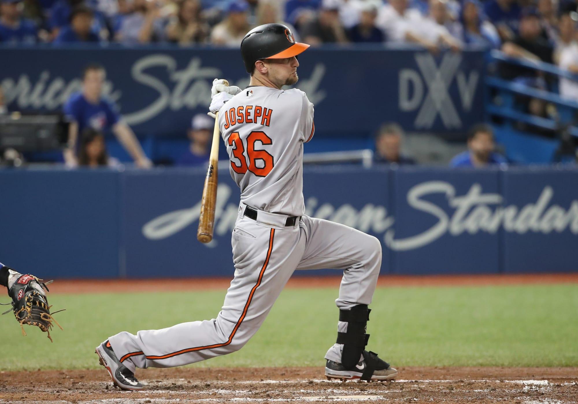 Caleb Joseph Baltimore Orioles Baseball Player Jersey