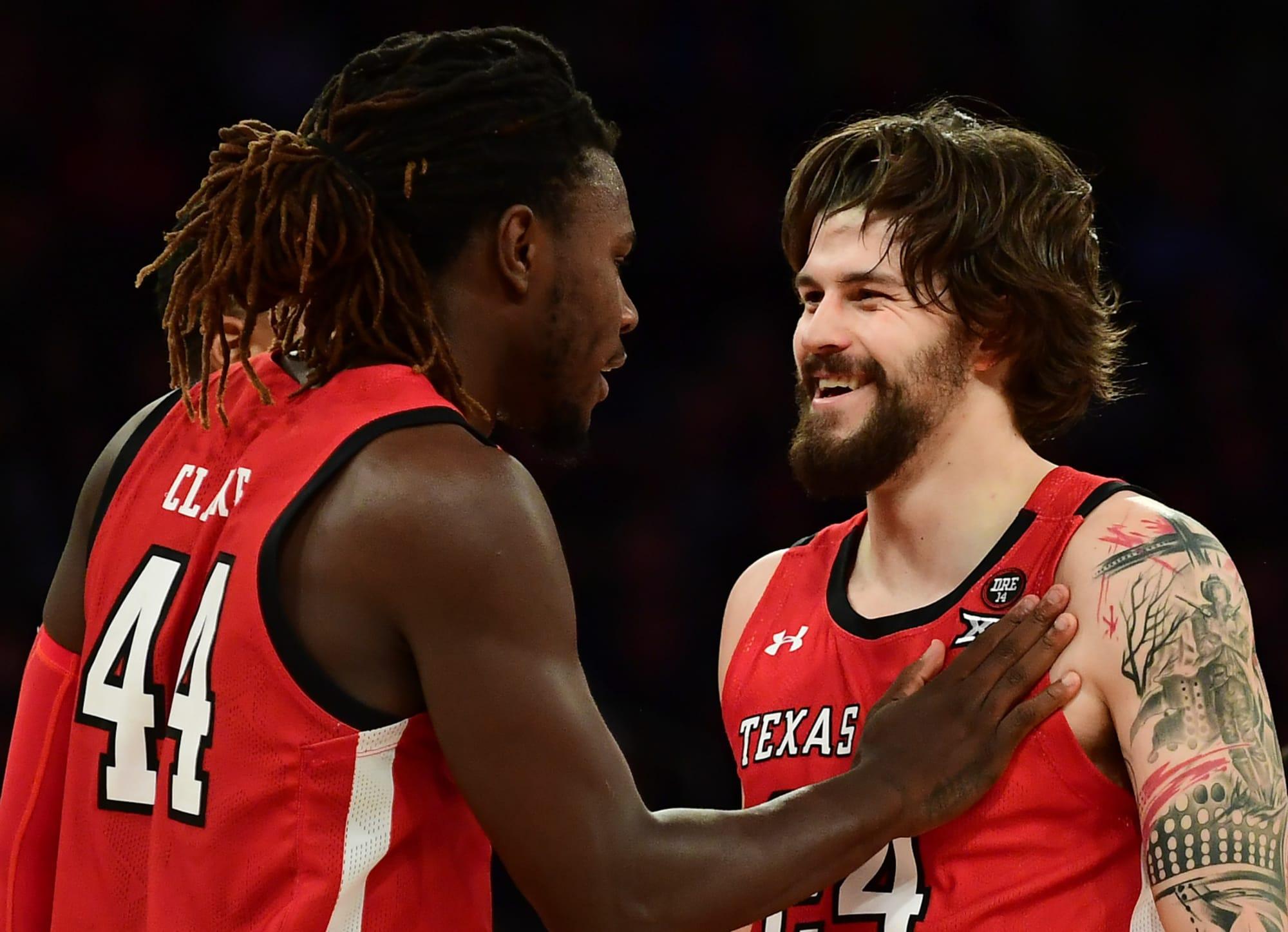 No.1 Undone! Texas Tech basketball topples top-ranked Louisville