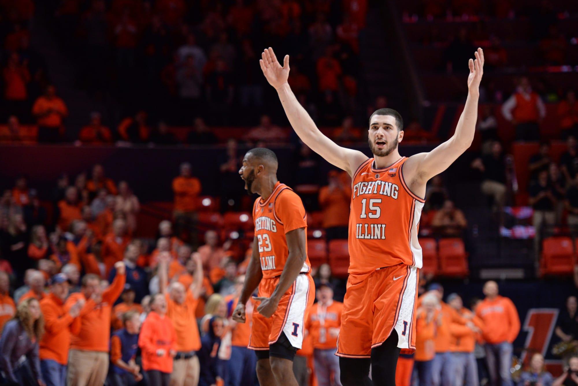Illinois Basketball: 2018-19 Illini season wrap-up for Giorgi ...