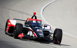 Indy 500: Marco Andretti runs fastest lap since 1996